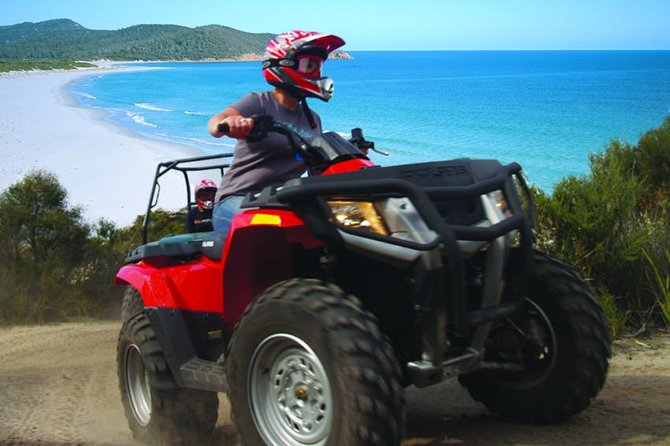 Half-Day Guided ATV Exploration Tour from Coles Bay - Tourism Brisbane