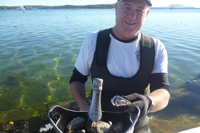 Coffin Bay Oyster Farm  Tasting Tour - Tourism Brisbane