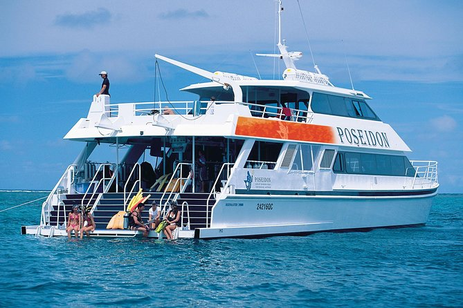 Poseidon Outer Great Barrier Reef Snorkeling and Diving Cruise from Port Douglas