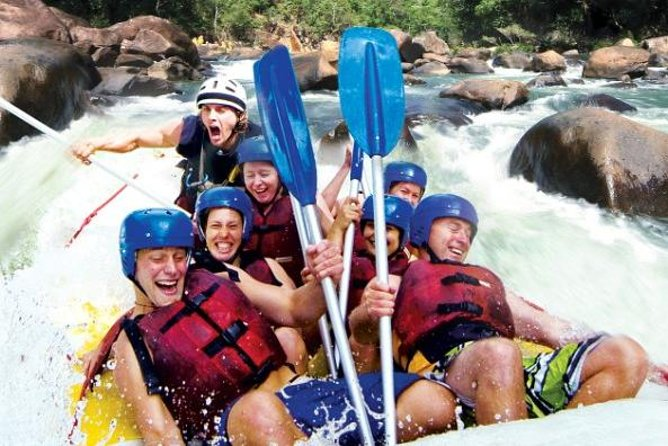 Tully River Full-Day White Water Rafting from Cairns including Lunch - Tourism Brisbane