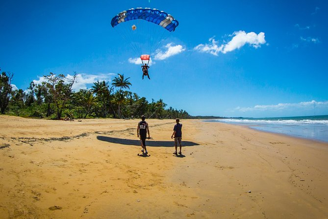 Beach Skydive from up to 15000ft over Mission Beach - Tourism Brisbane