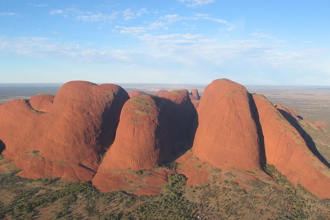 Kata Tjuta and Uluru Grand View Helicopter Flight - Tourism Brisbane