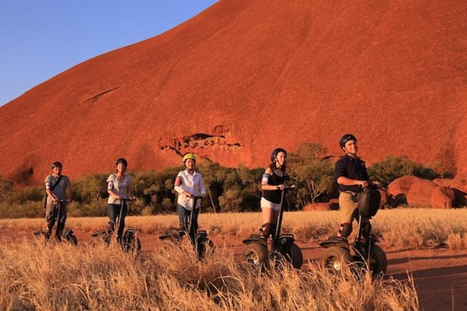 Quarter Uluru Segway  Sunset - Tourism Brisbane