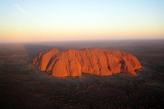 Fixed-Wing Scenic Flight from Uluru Ayers Rock - Tourism Brisbane