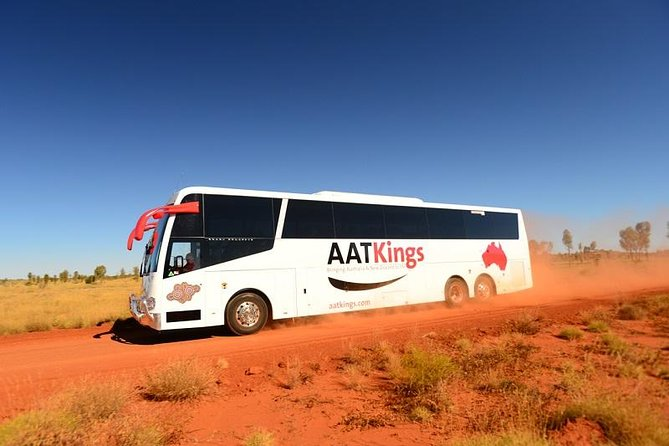 Coach Transfer from Kings Canyon to Alice Springs