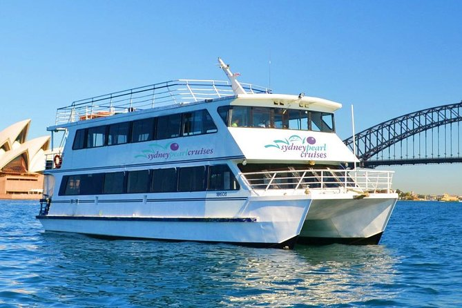 Christmas Day 3 hour Sydney Harbour Lunch Cruise inc. Christmas Buffet and DJ