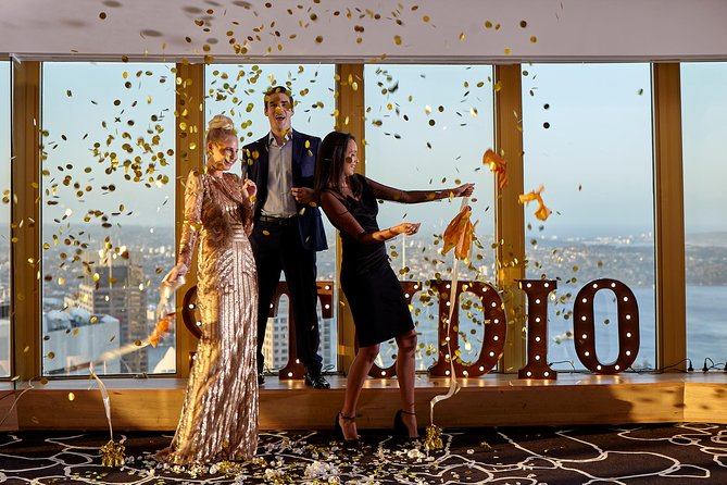 New Year's Eve at Studio Sydney Tower