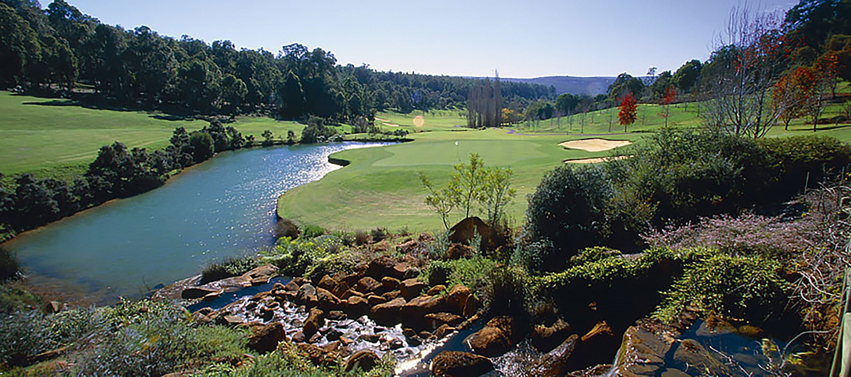 Araluen Golf Resort - Tourism Brisbane