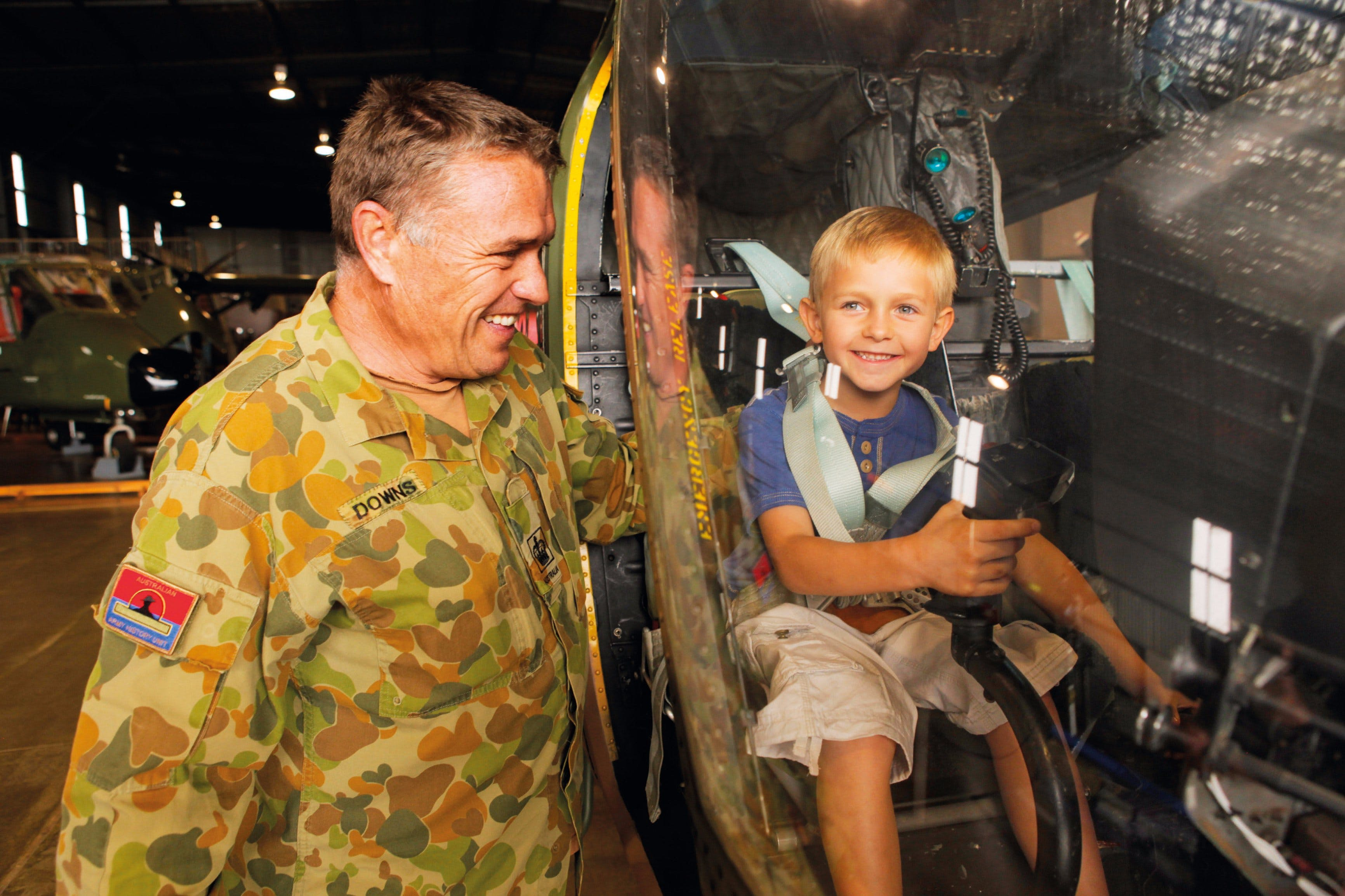Australian Army Flying Museum - Tourism Brisbane
