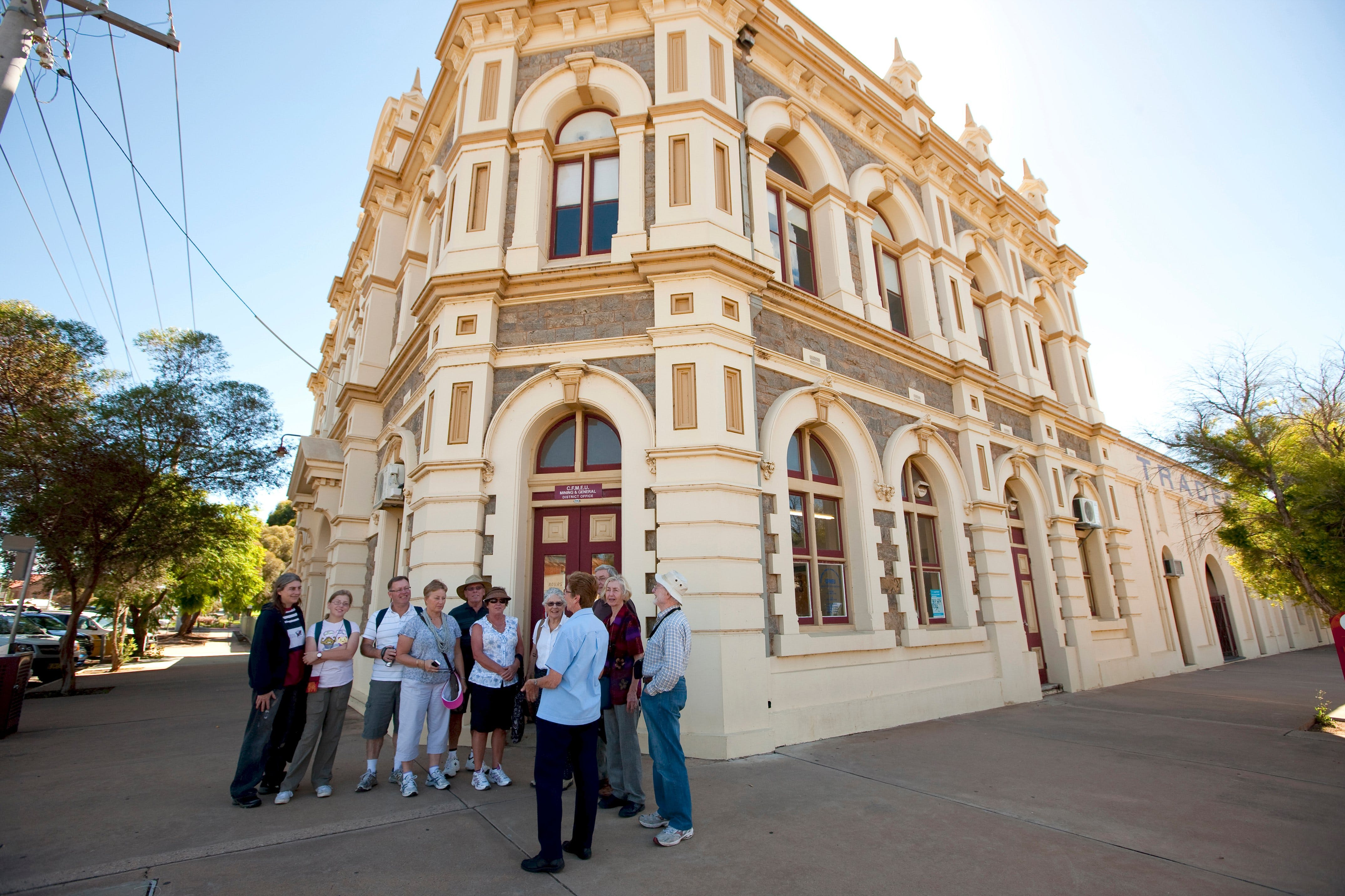 Broken Hill Heritage Walk Tour - Tourism Brisbane