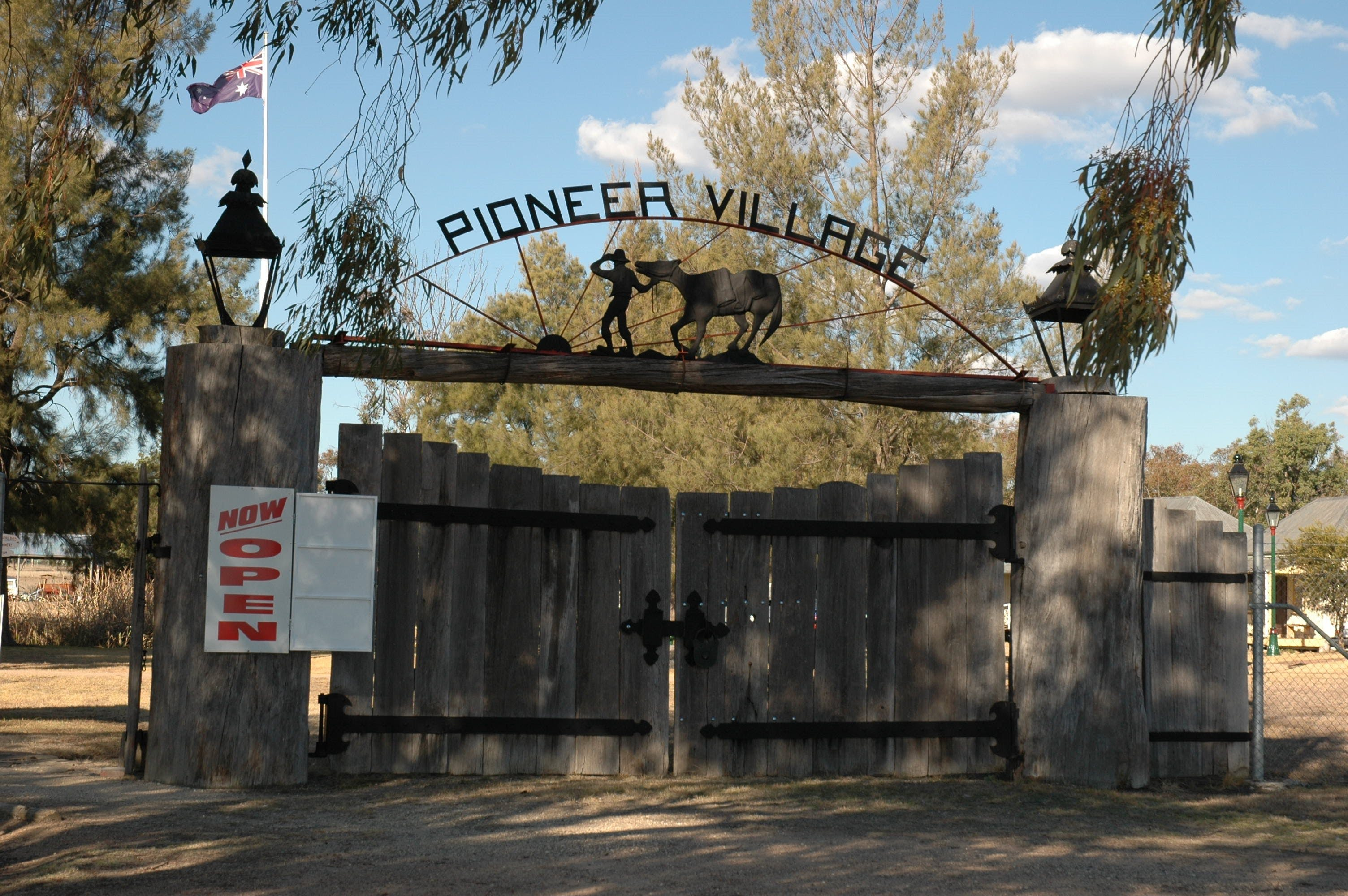 Inverell Pioneer Village - Tourism Brisbane