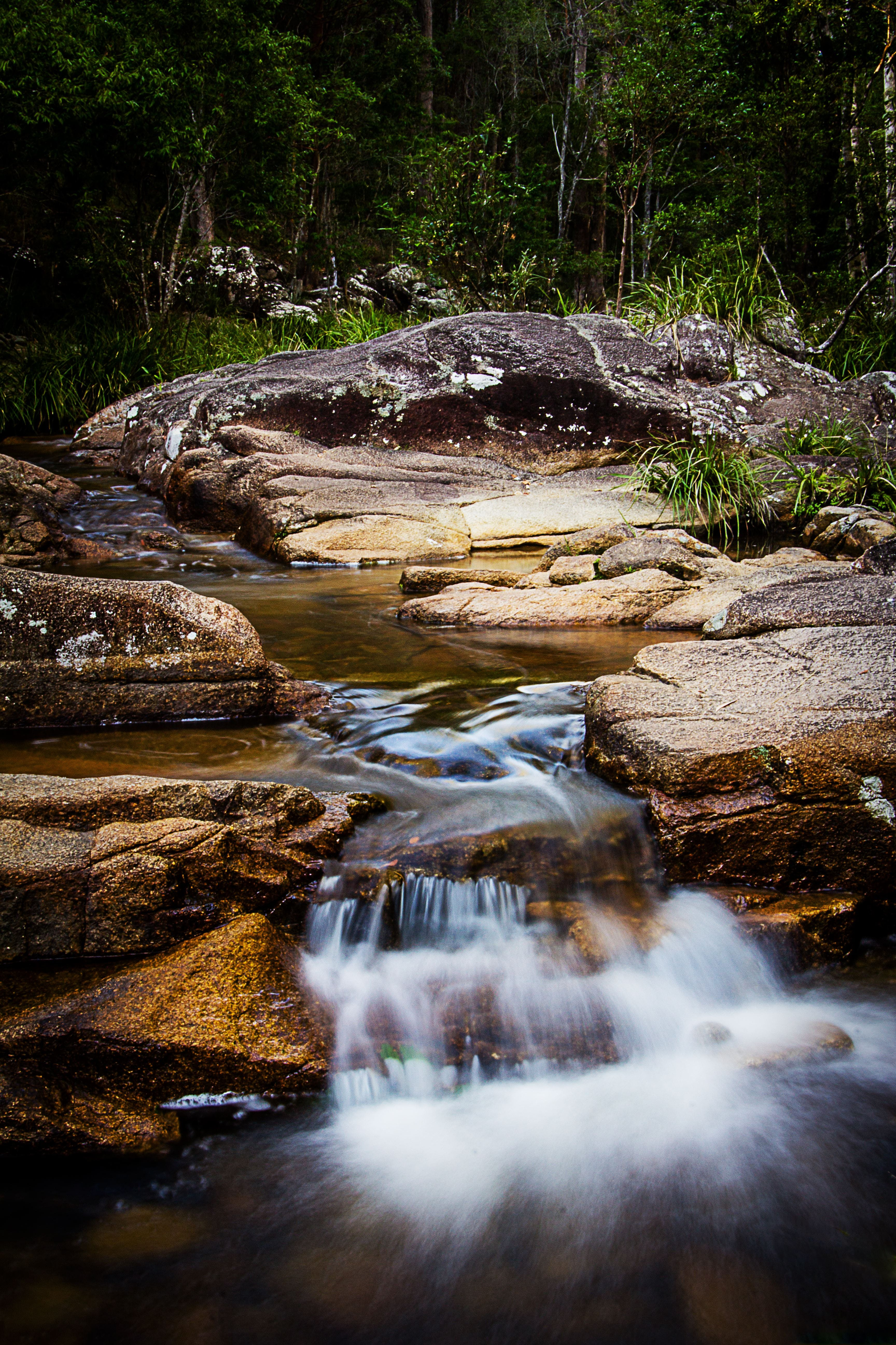 Mothar Mountain Rockpools - Tourism Brisbane
