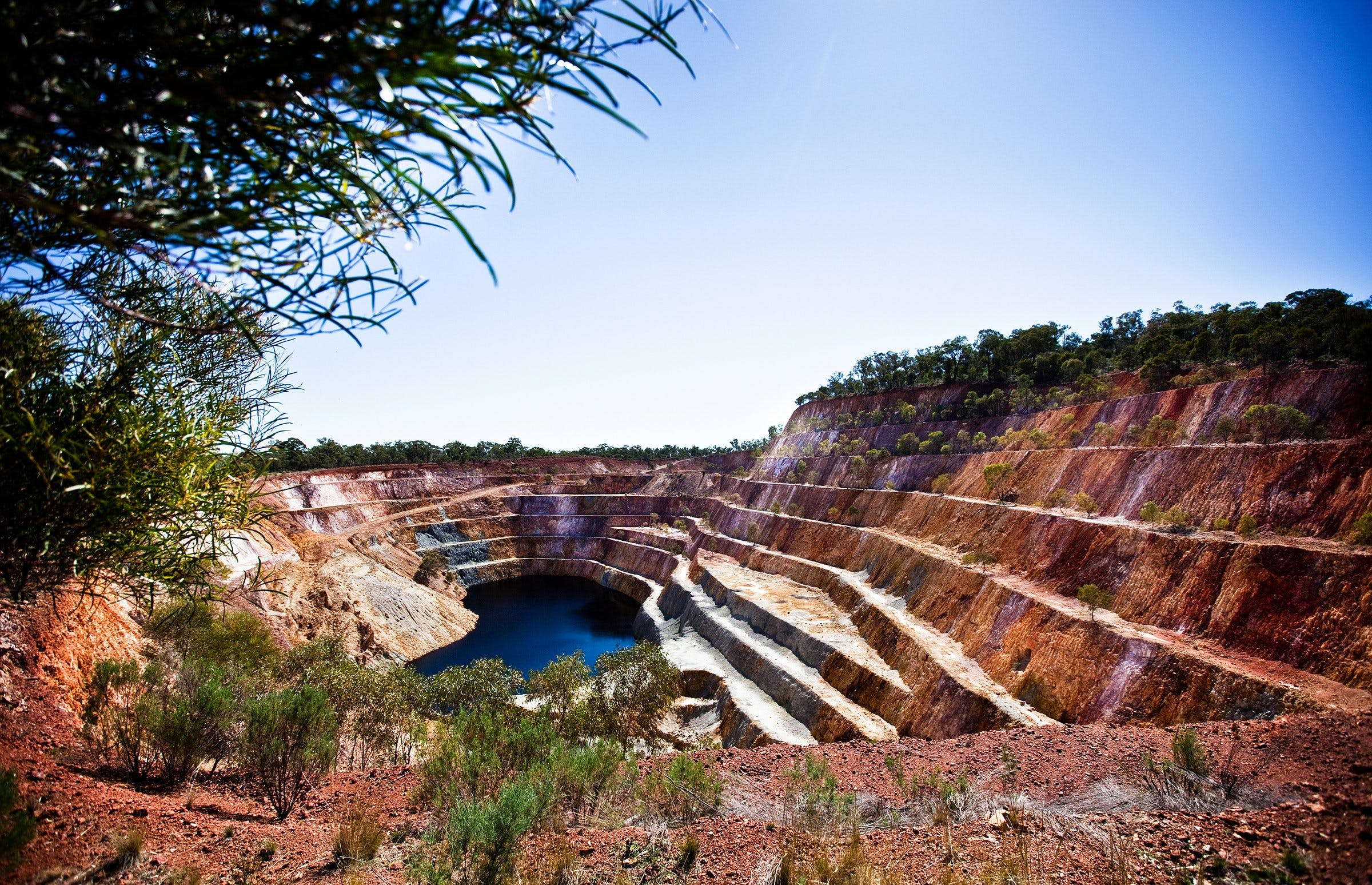 Peak Hill Open Gold Mine - Tourism Brisbane