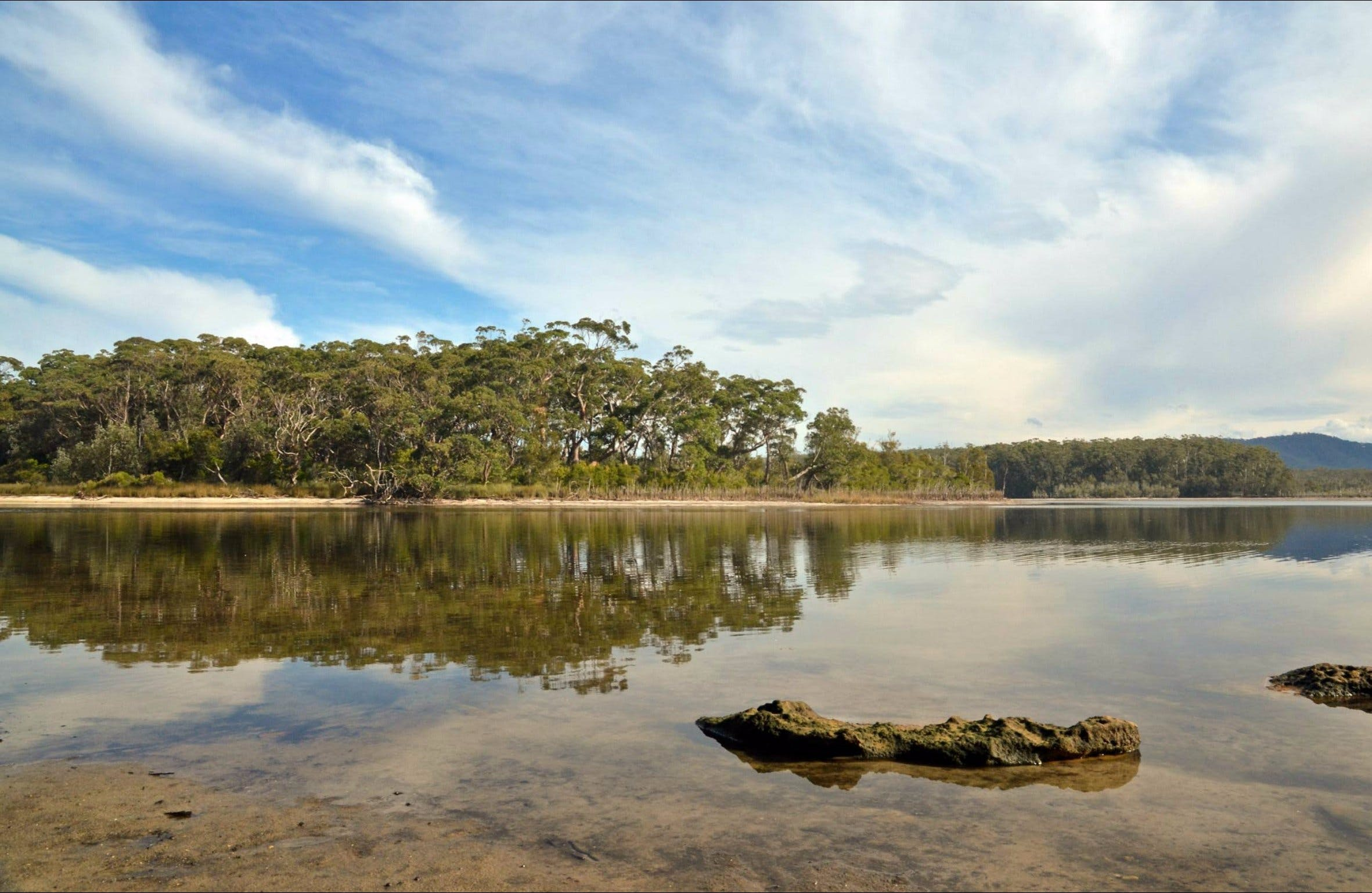 Termeil Lake - Tourism Brisbane