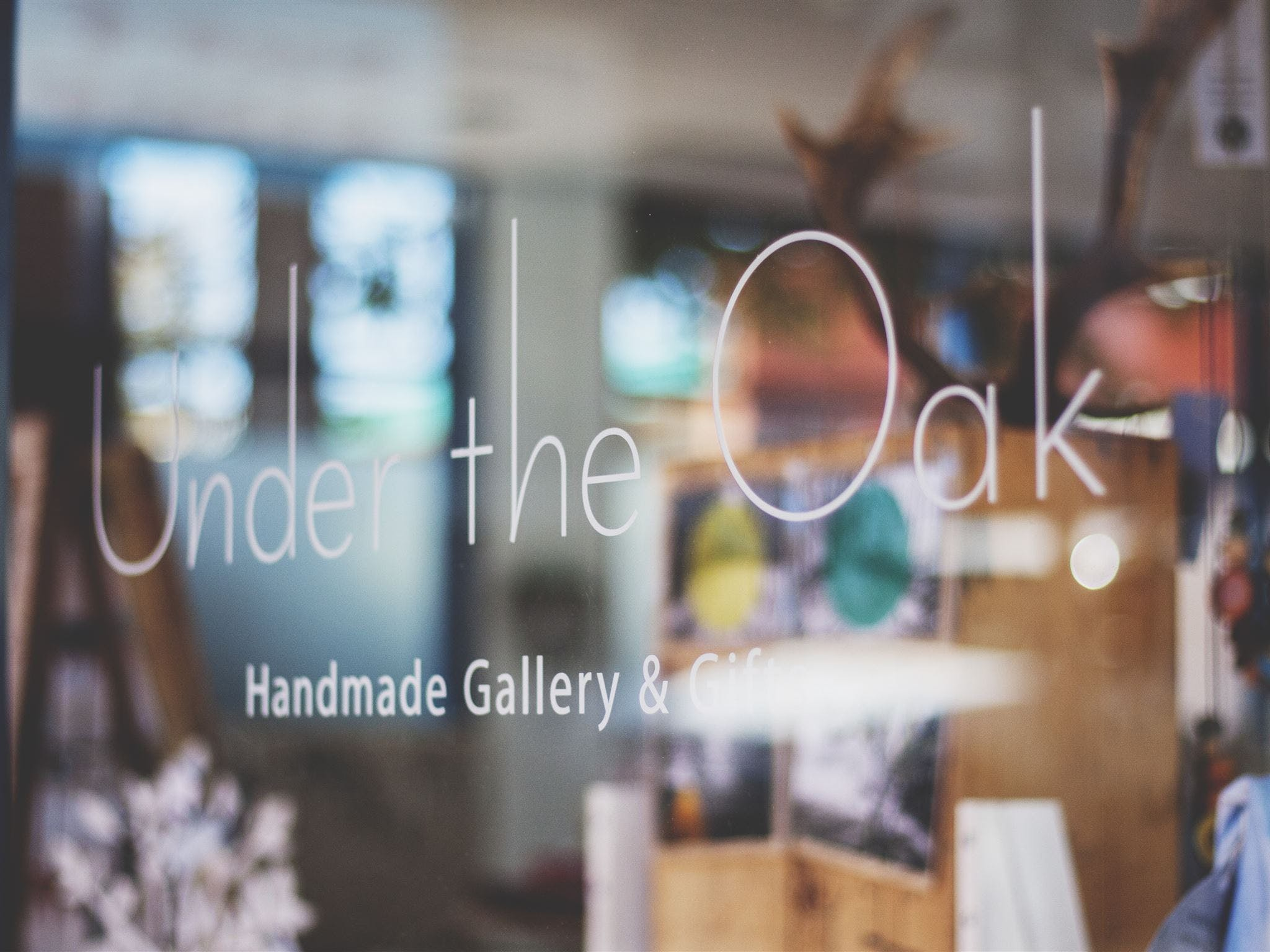 Under The Oak Handmade Gallery and Gifts - Tourism Brisbane