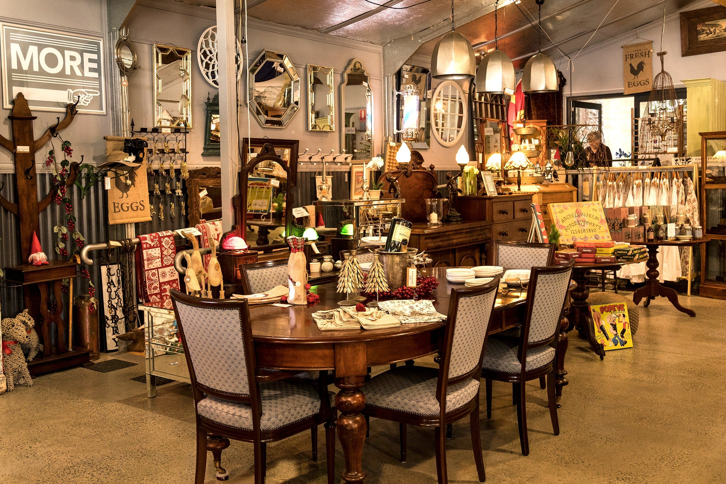 Village Antiques - Tourism Brisbane