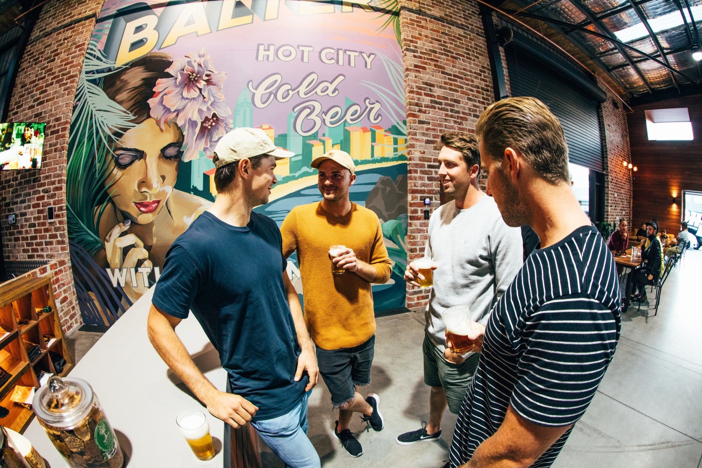 Balter Brewing Company - Tourism Brisbane