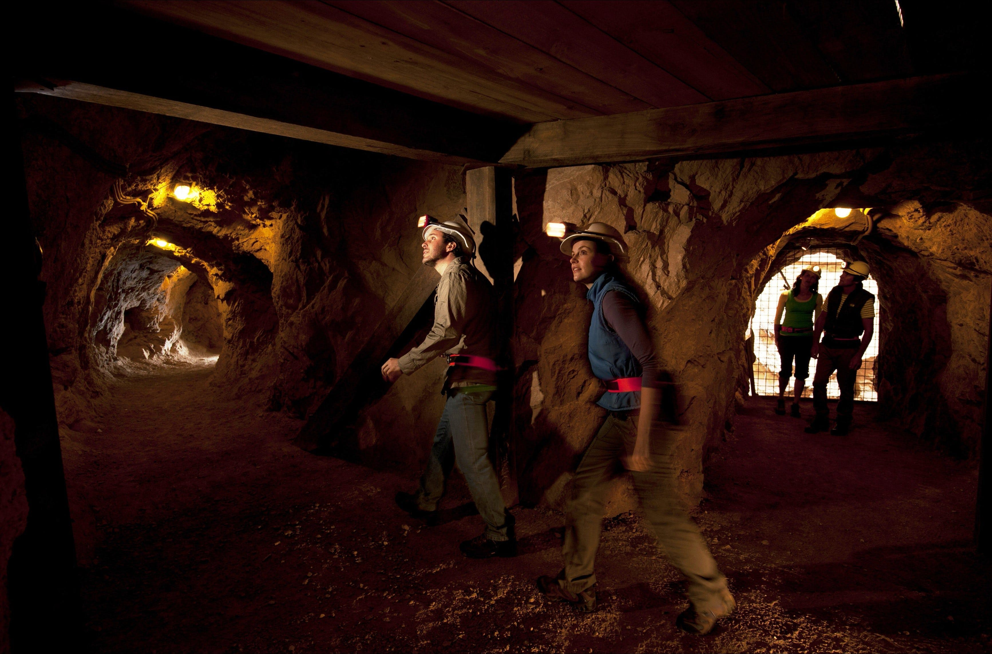Blinman Heritage Mine - Tourism Brisbane