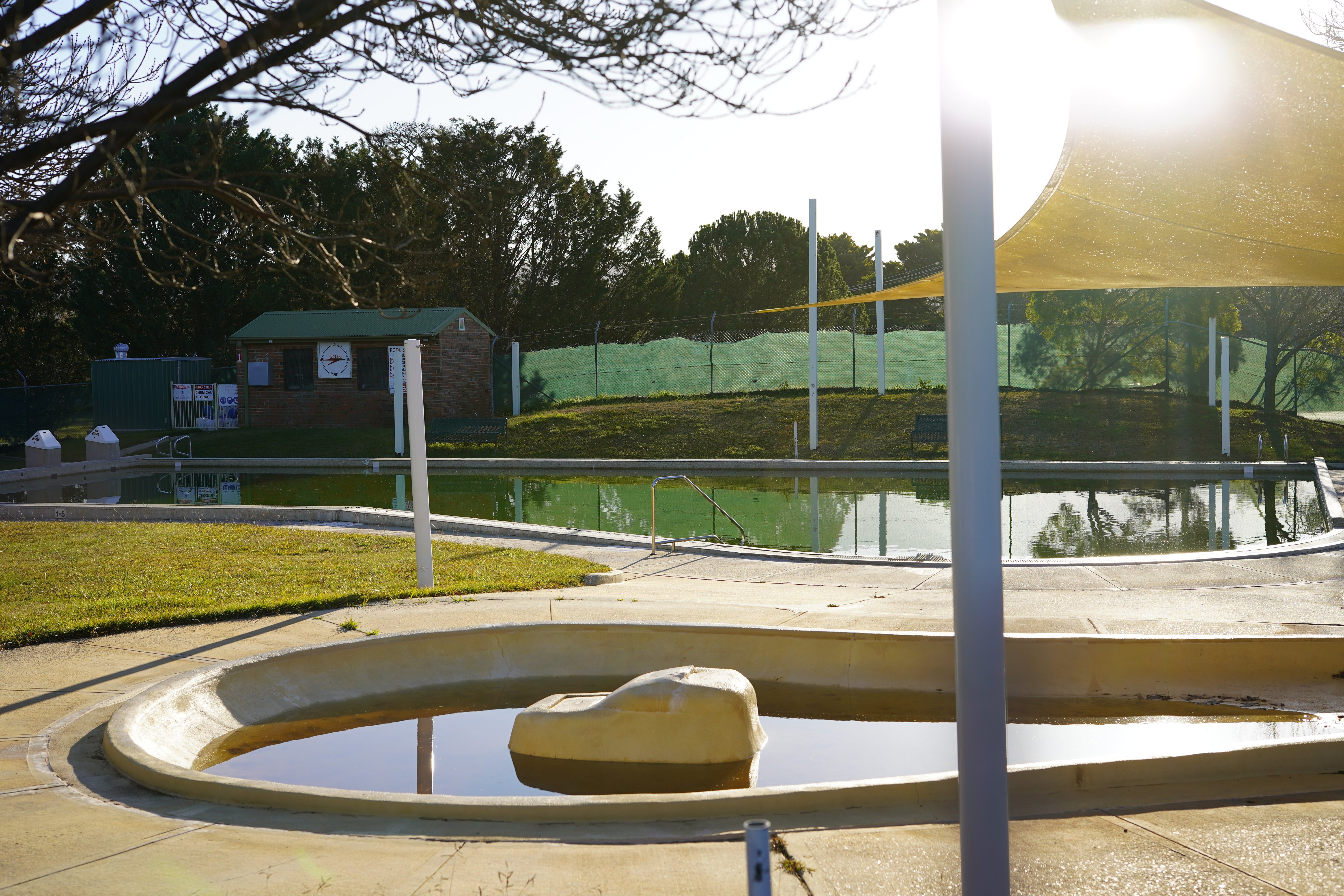 Bungendore Pool - Tourism Brisbane