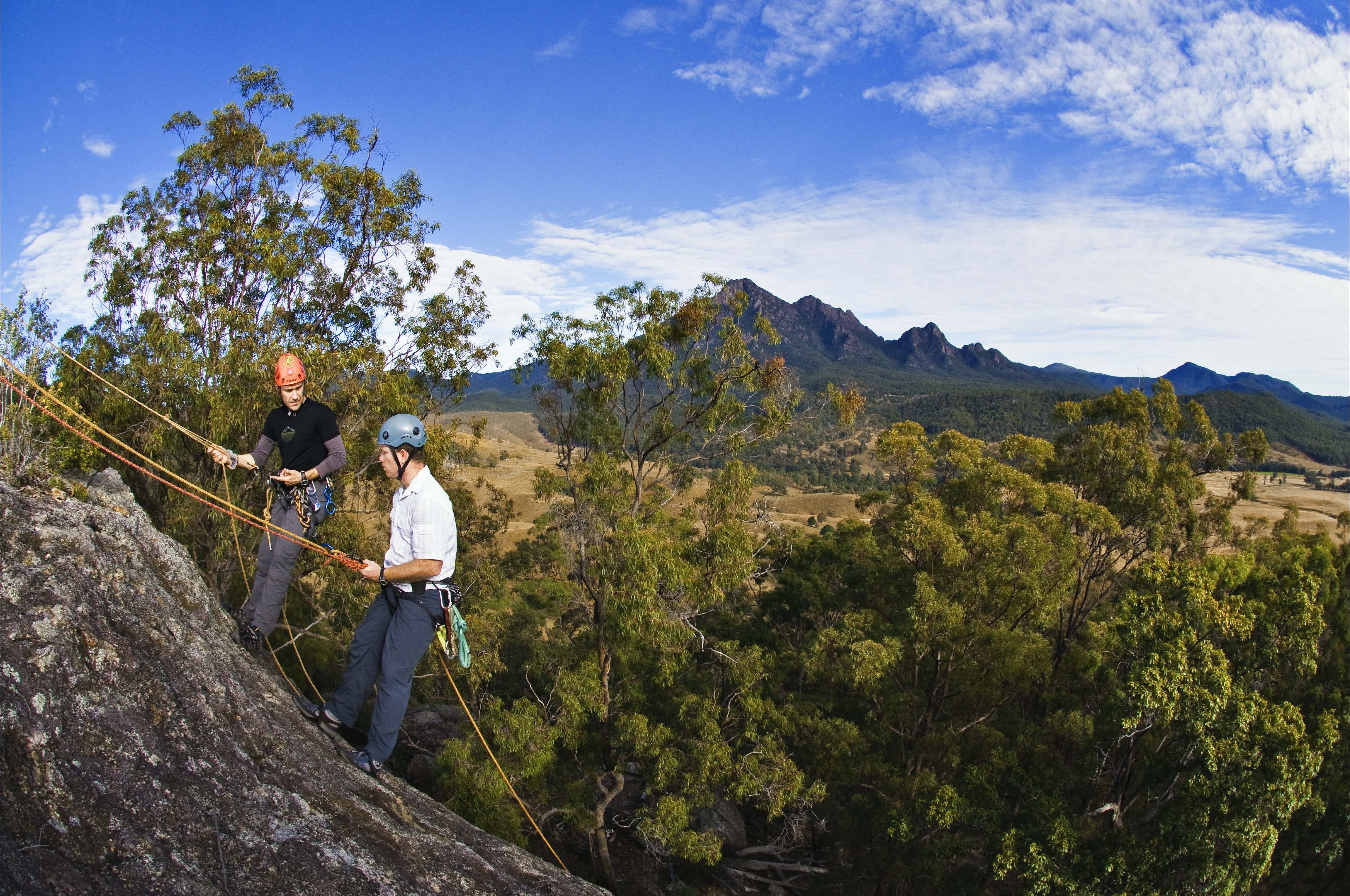 Mount Barney - Tourism Brisbane