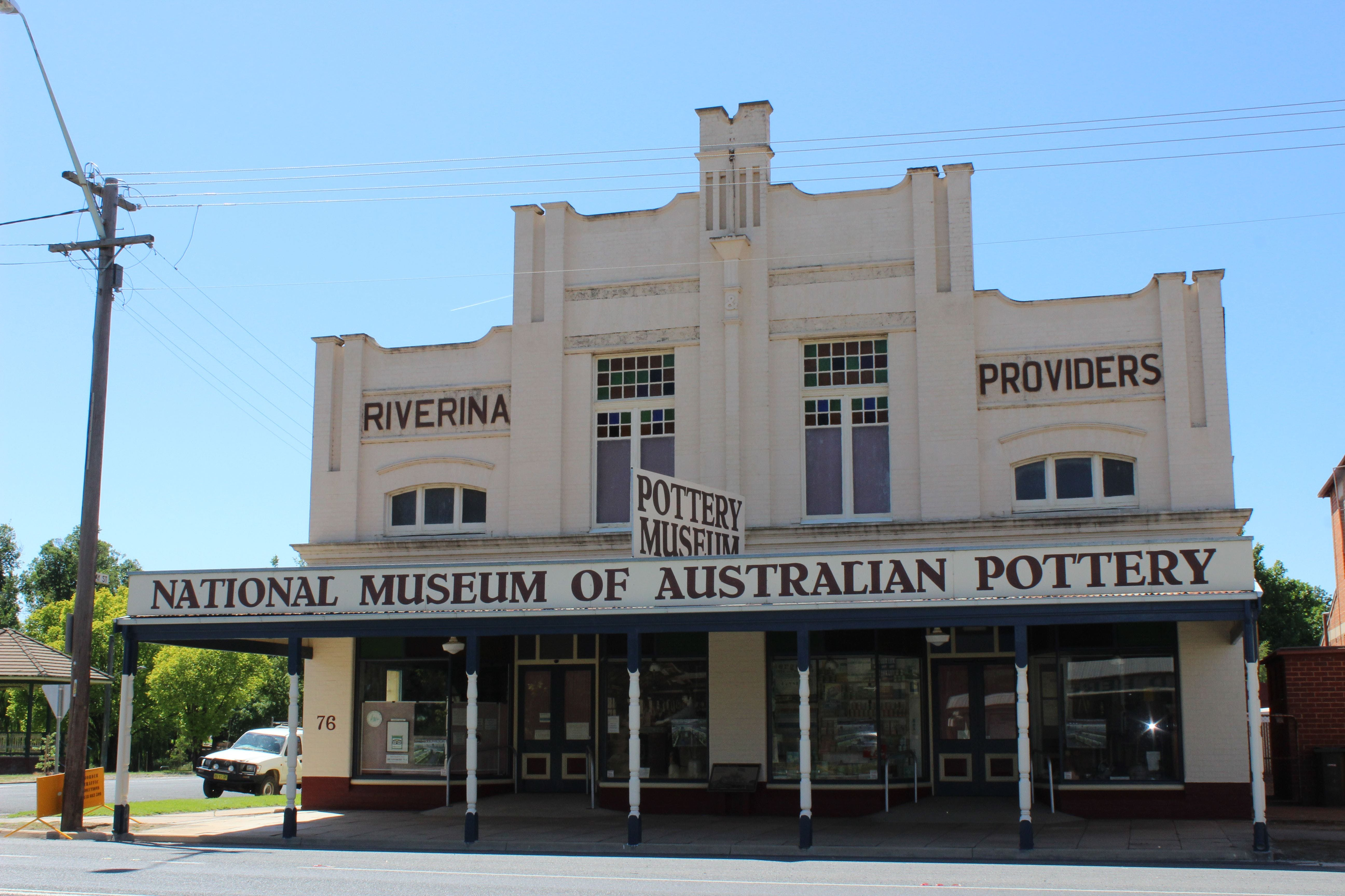 National Museum of Australian Pottery - Tourism Brisbane