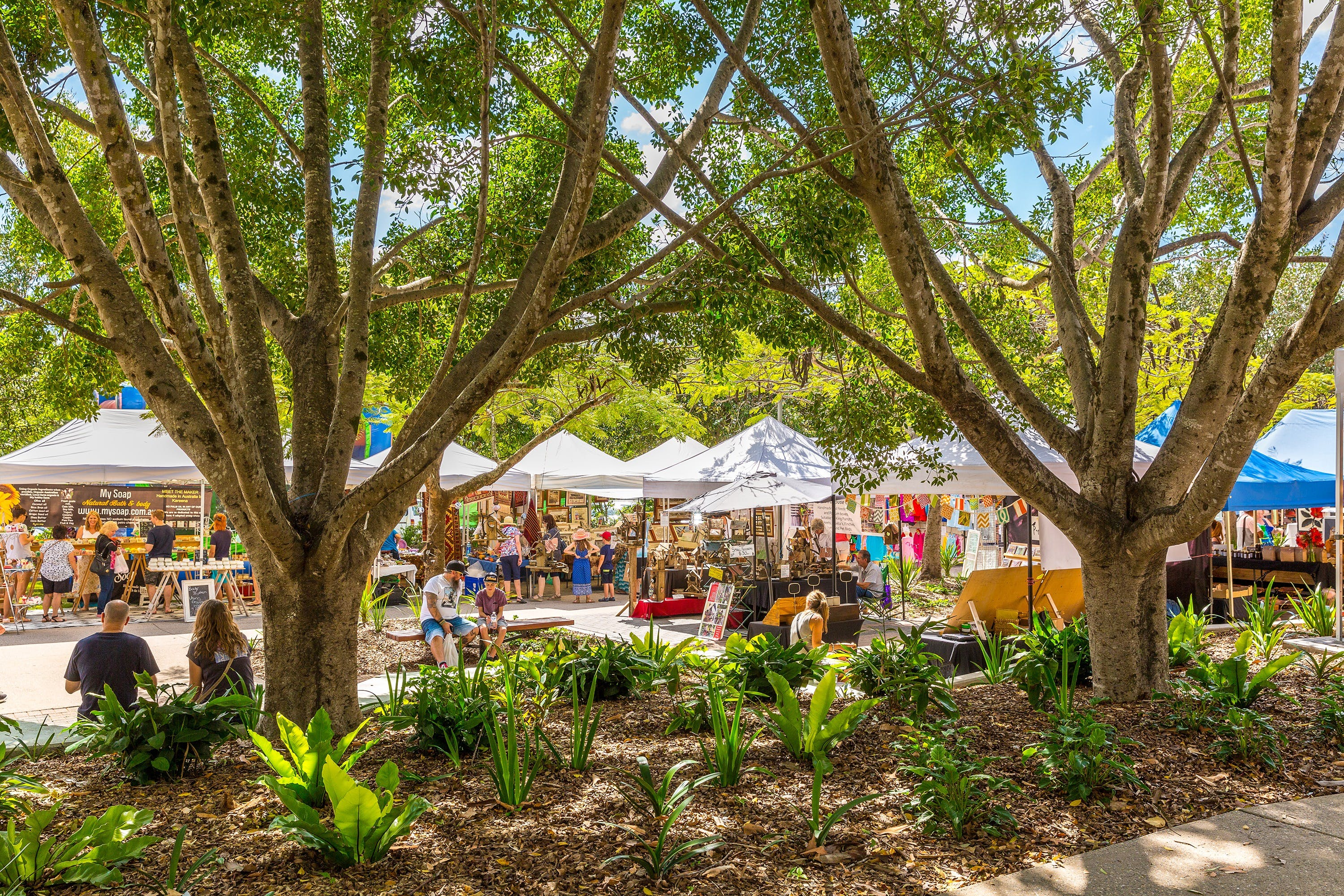 The Original Eumundi Markets - Tourism Brisbane