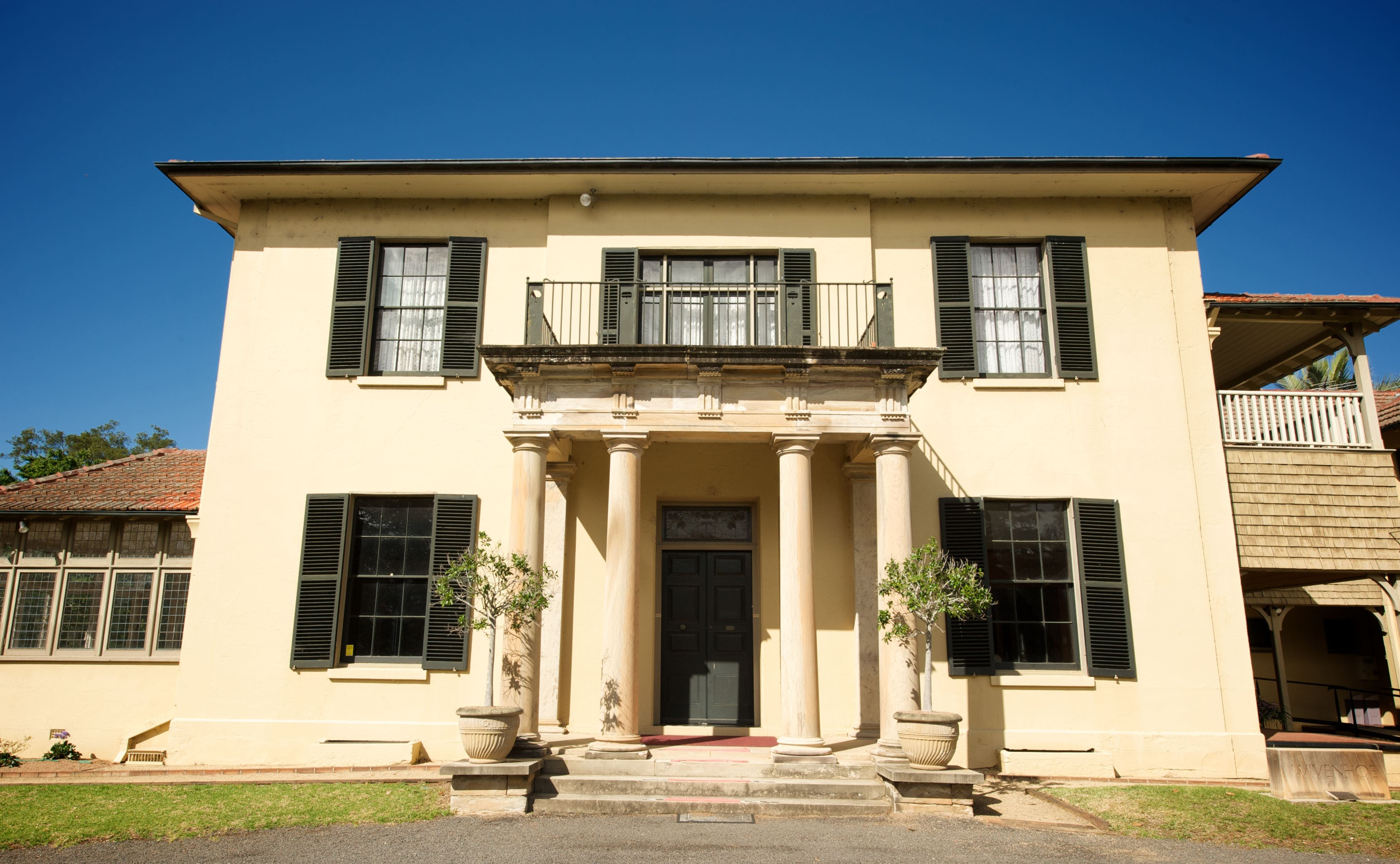 Wivenhoe House - Tourism Brisbane