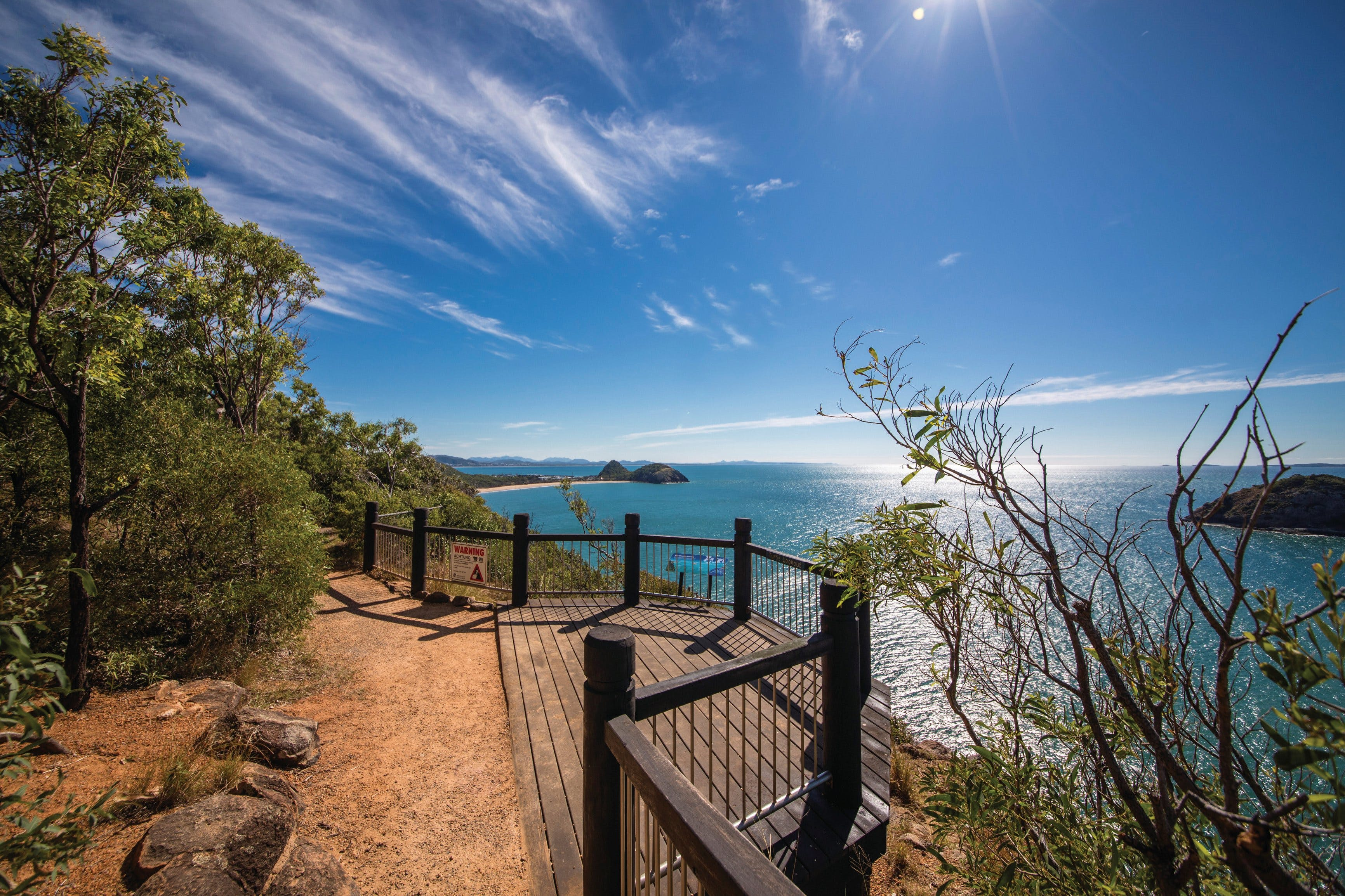Bluff Point circuit Capricorn Coast National Park - Tourism Brisbane