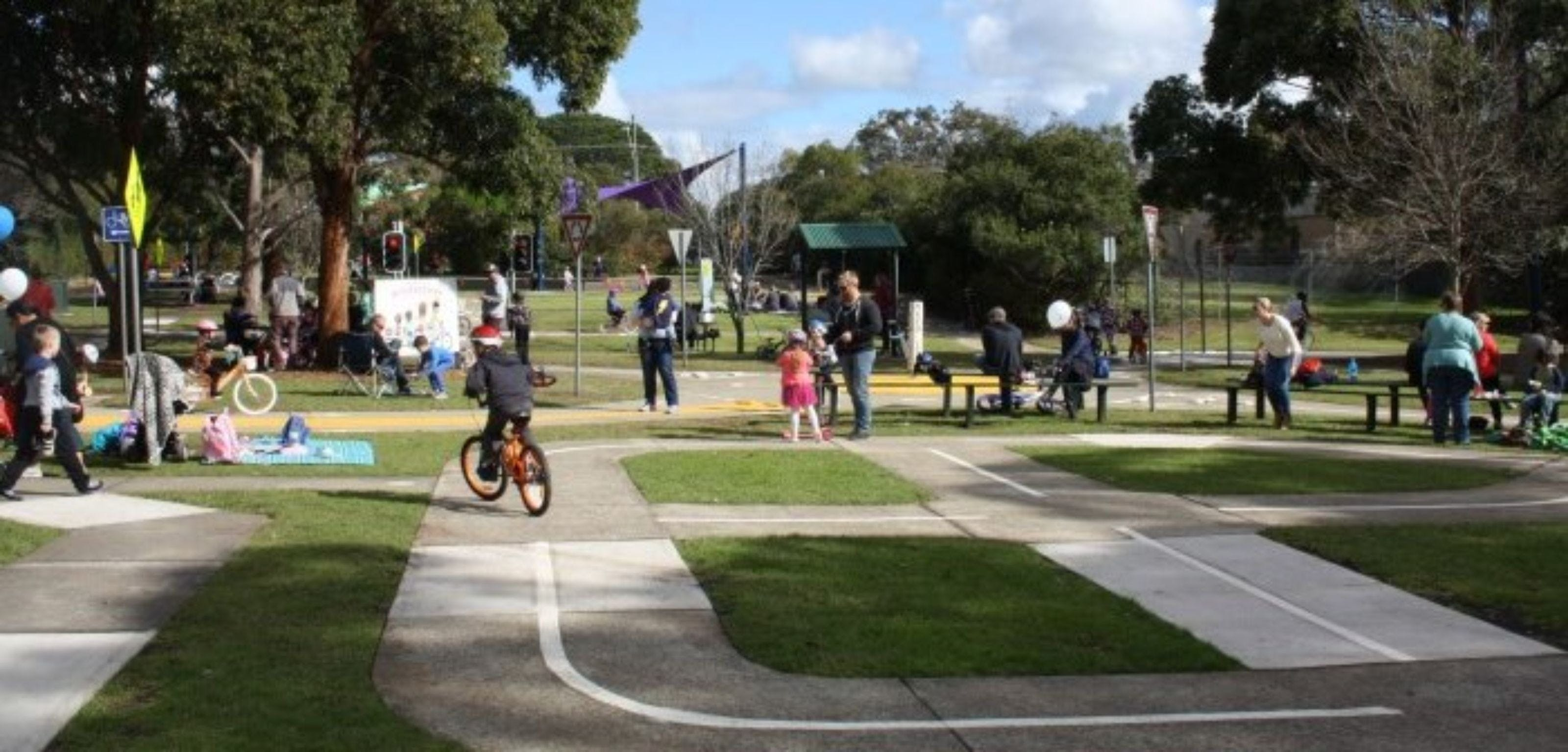 Campbelltown Bicycle Education Centre - Tourism Brisbane