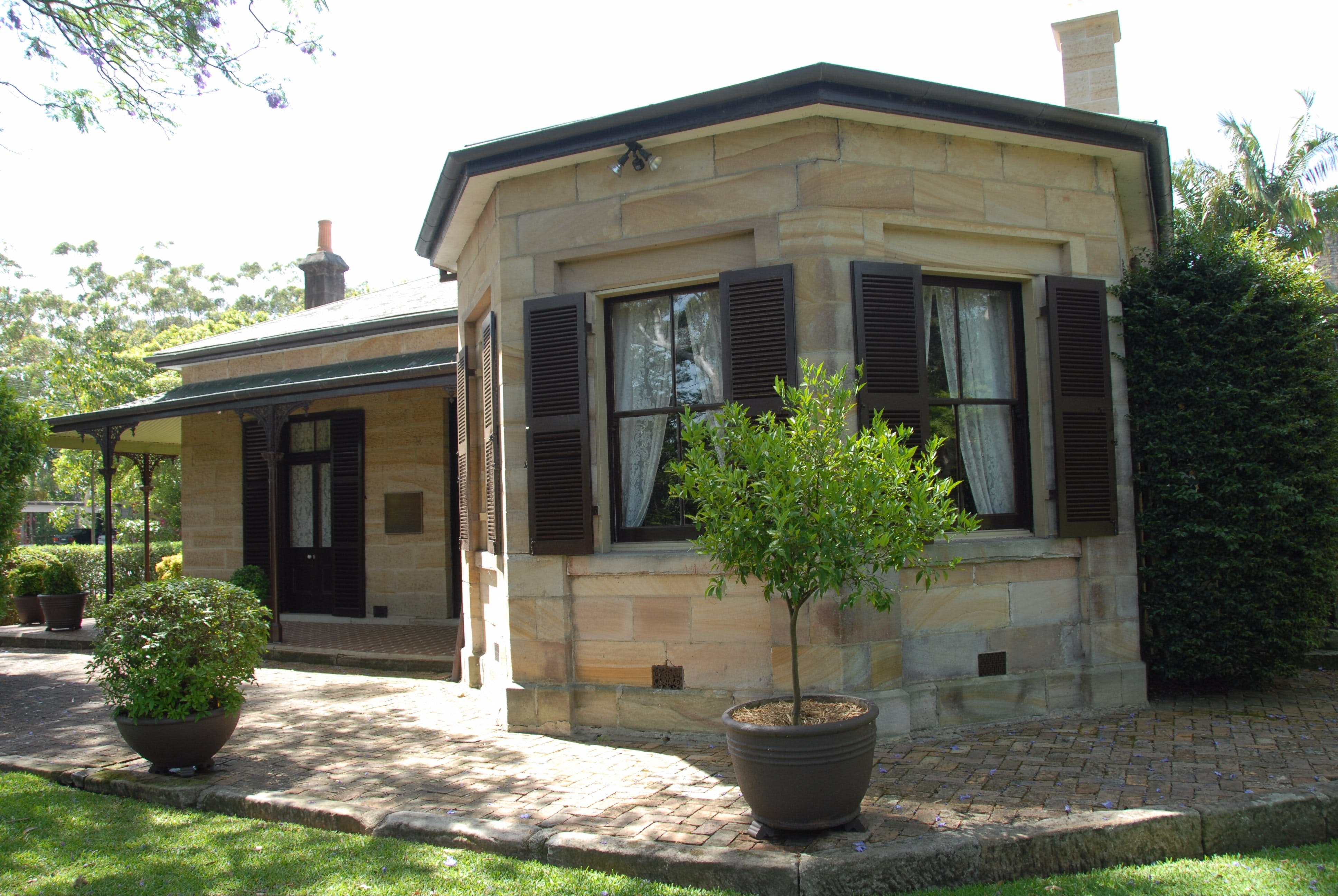 Carisbrook Historic House - Tourism Brisbane