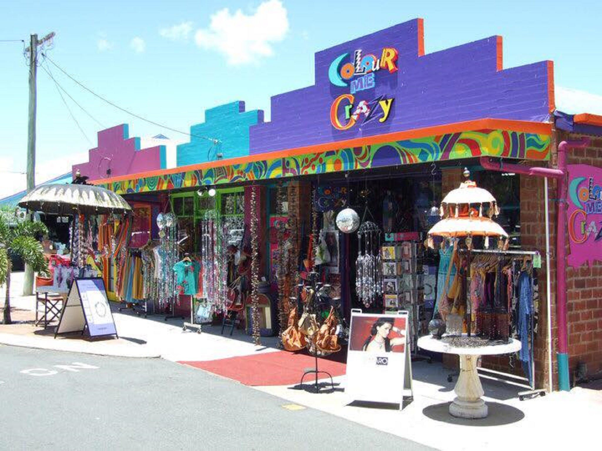 Colour Me Crazy - Tourism Brisbane