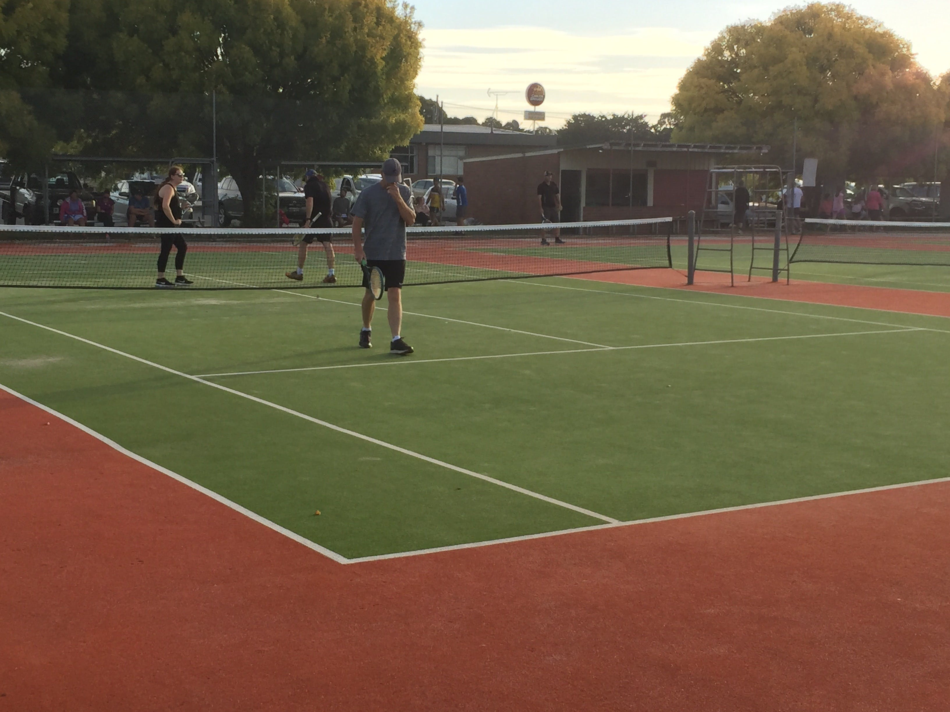 Crookwell Tennis Courts - Tourism Brisbane