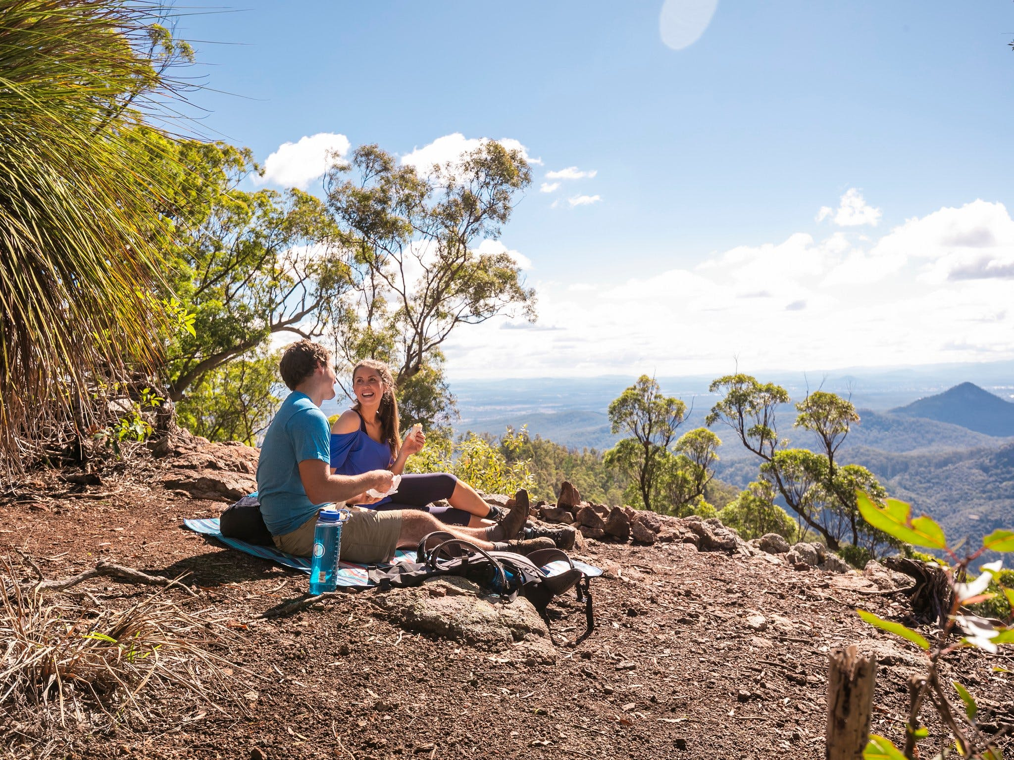 Goolman Lookout via Rocky Knoll Lookout Trail - Tourism Brisbane