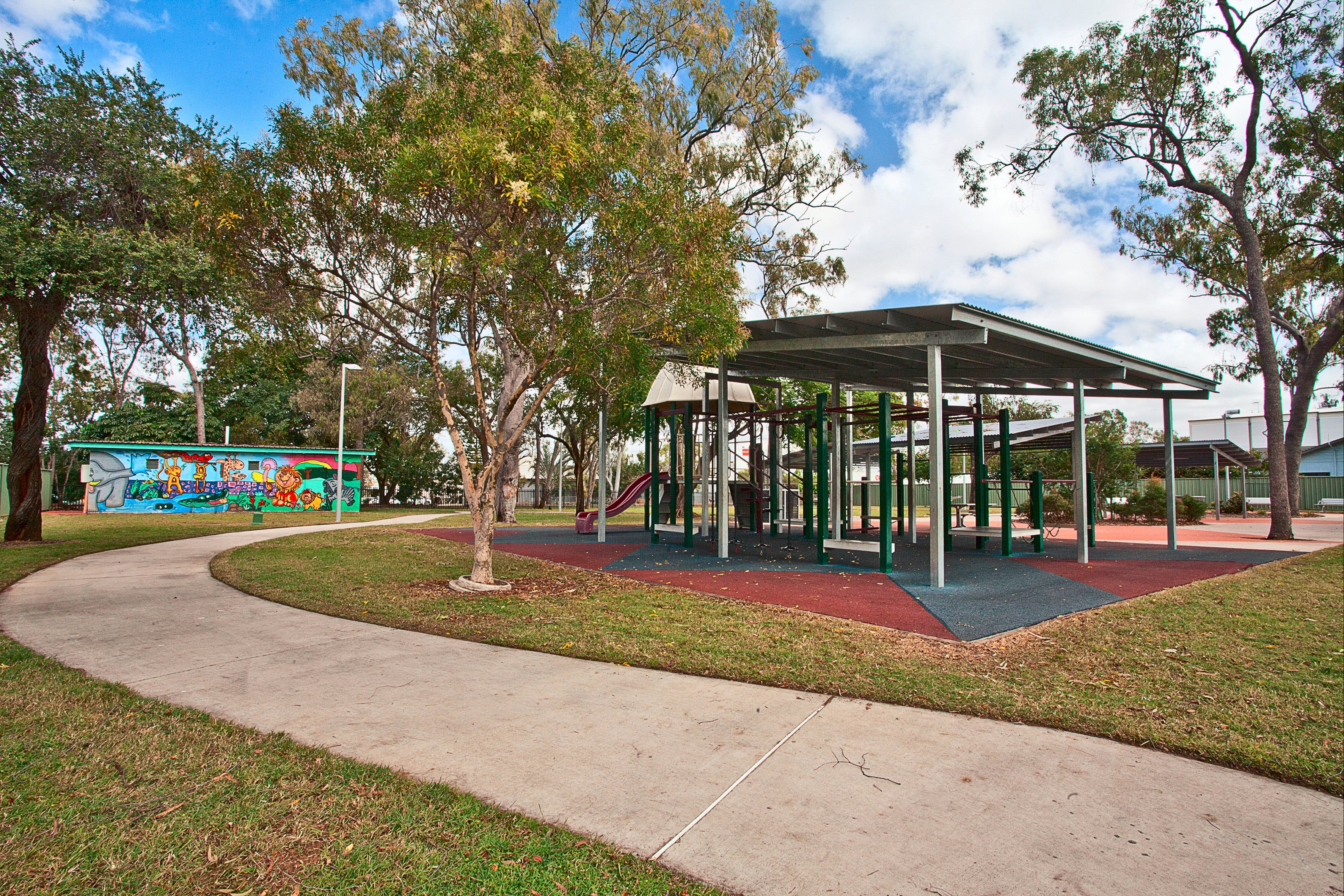 Grosvenor Park in Moranbah - Tourism Brisbane