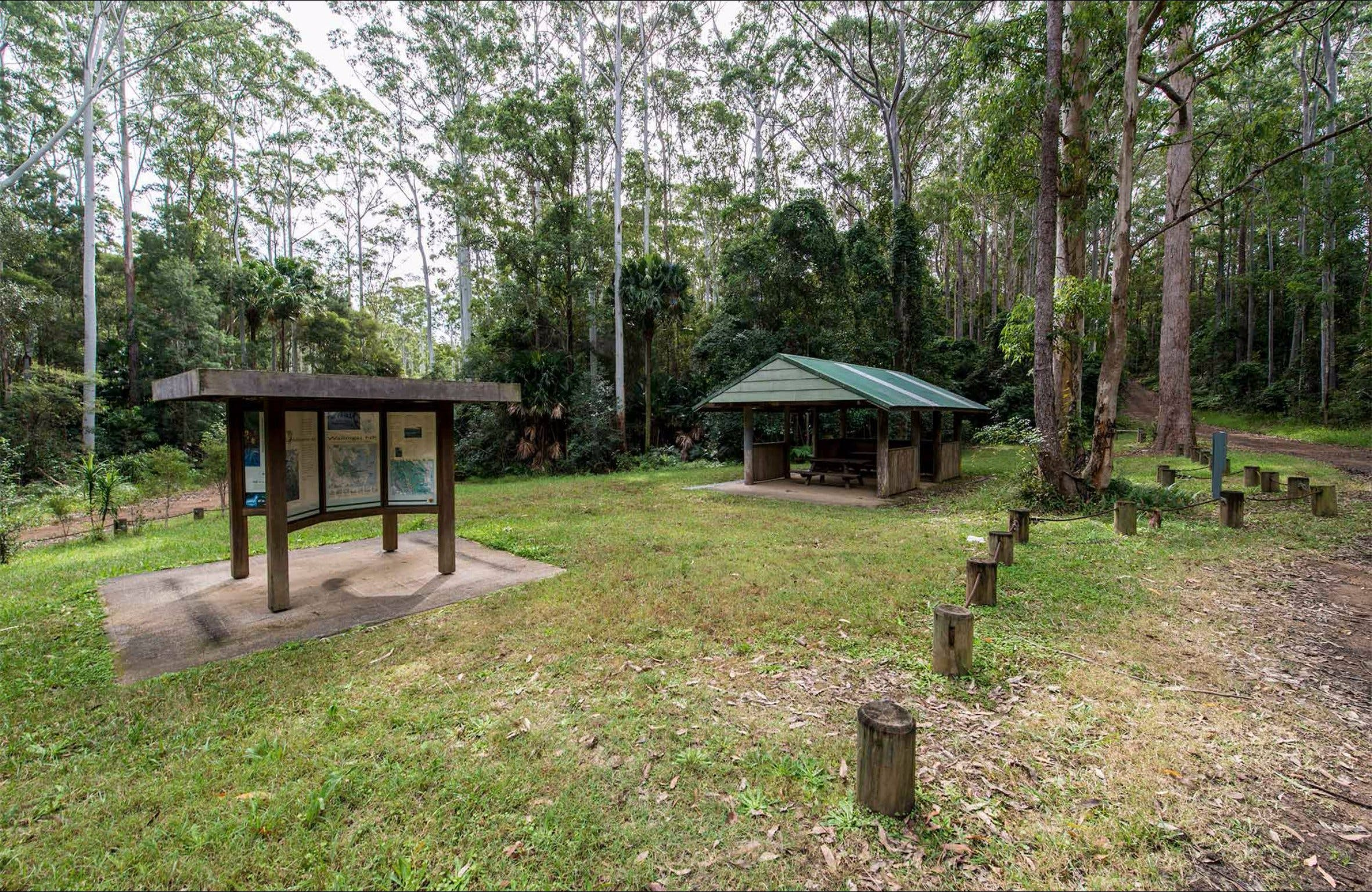 Gur-um-bee picnic area - Tourism Brisbane