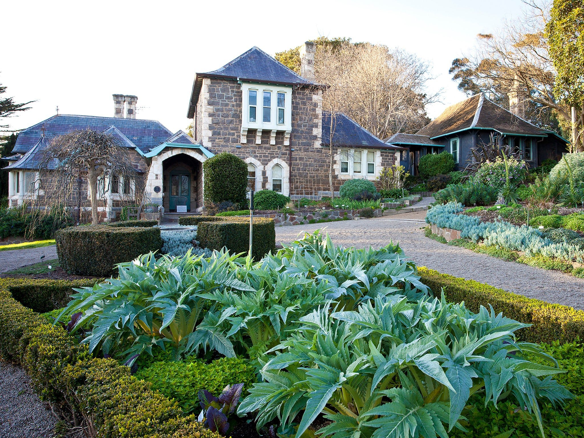 Heronswood House and Garden - Tourism Brisbane