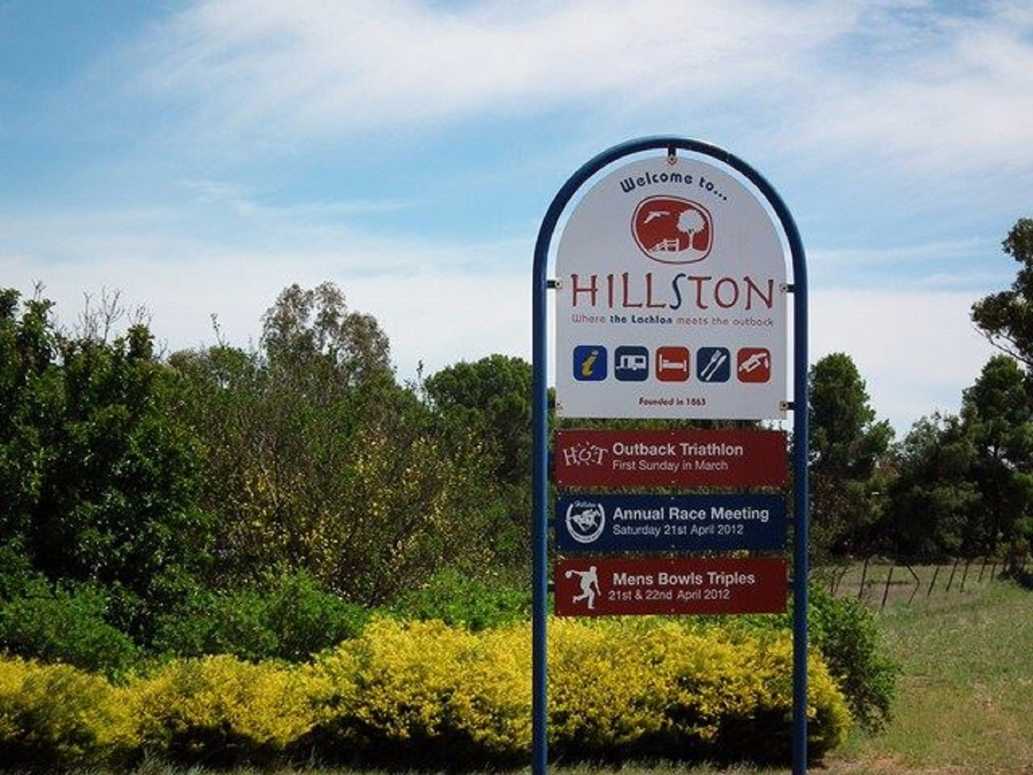 Hillston - Tourism Brisbane