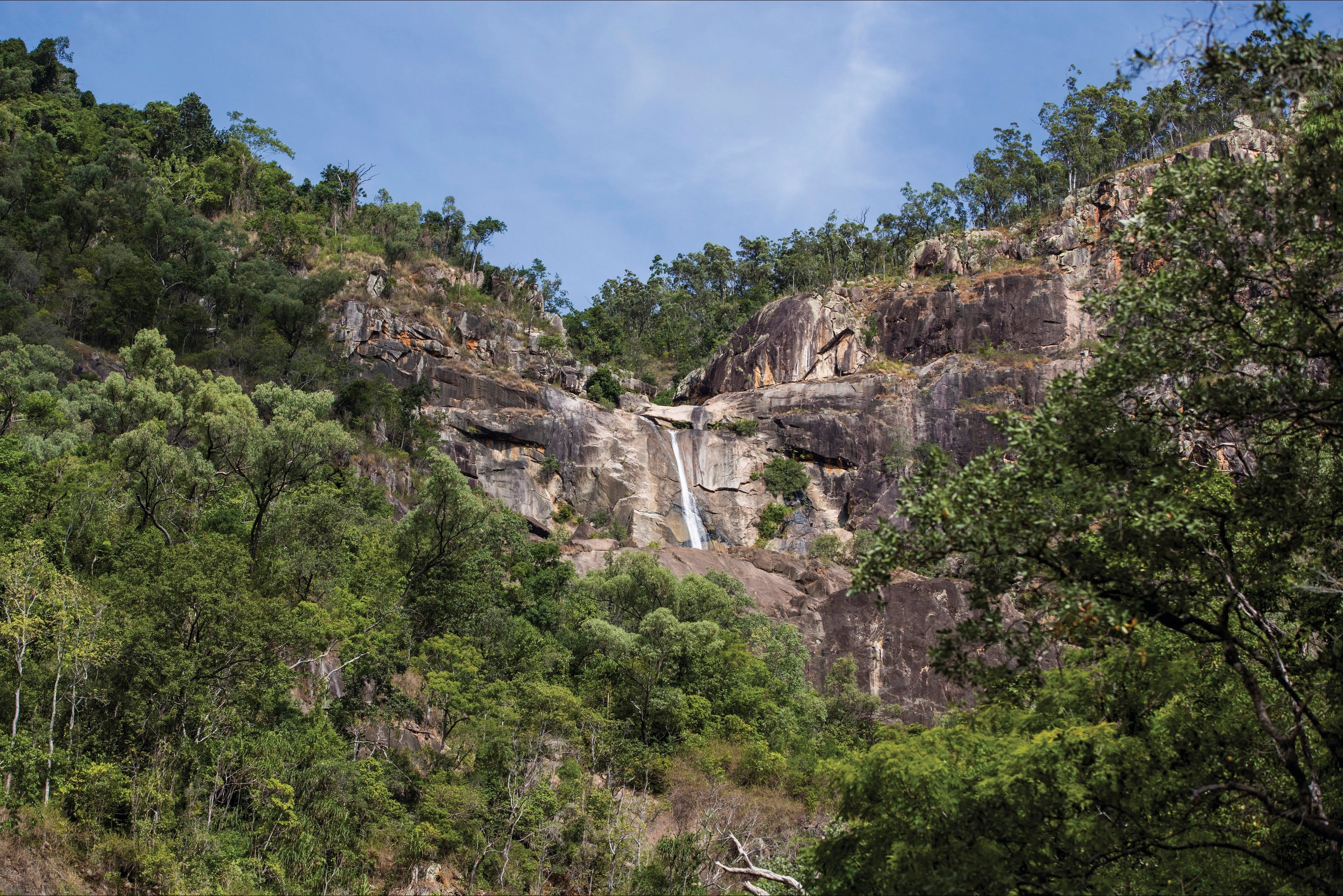 Jourama Falls Paluma Range National Park - Tourism Brisbane