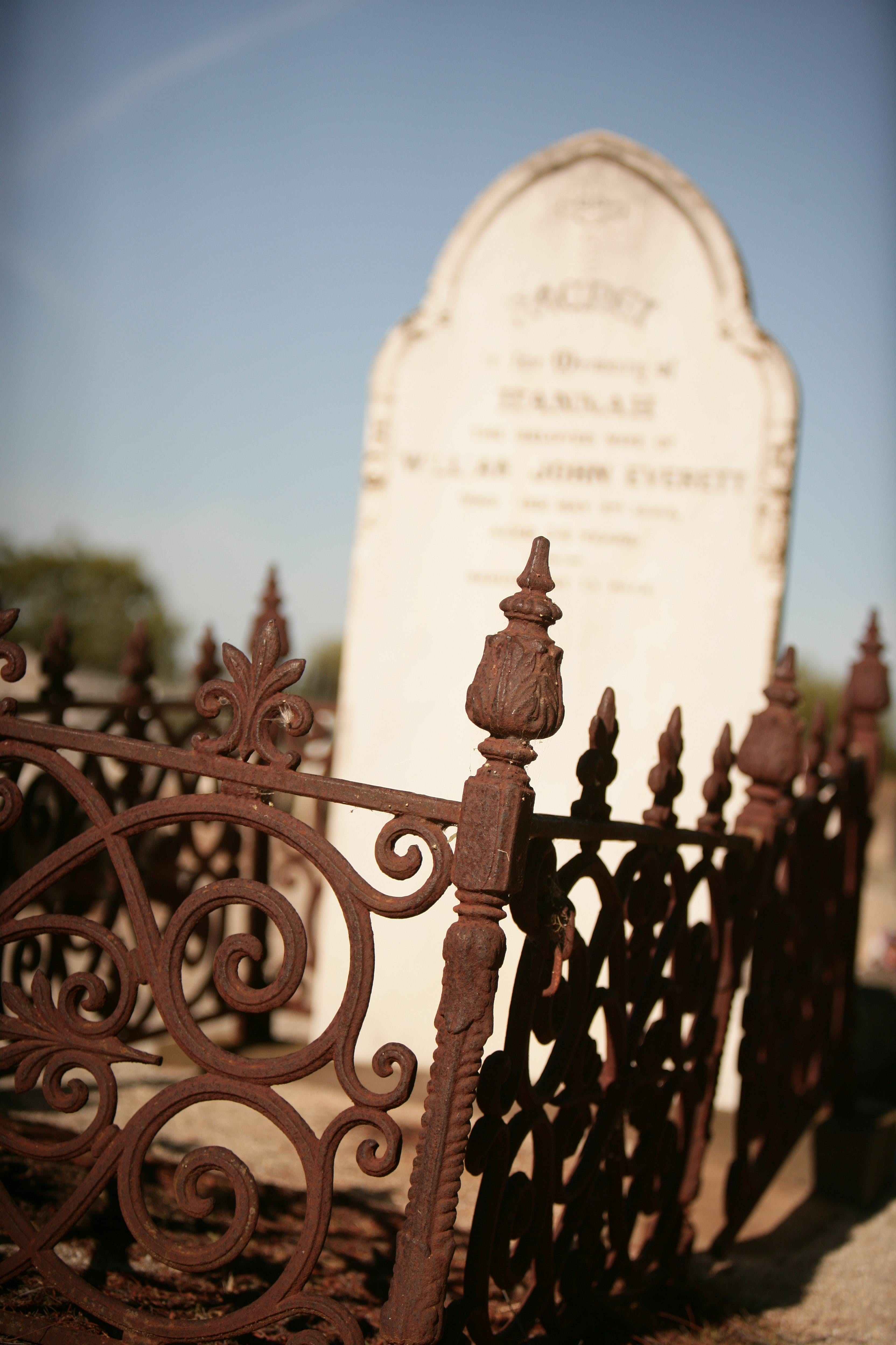 Mathoura Pioneer Cemetery - Tourism Brisbane