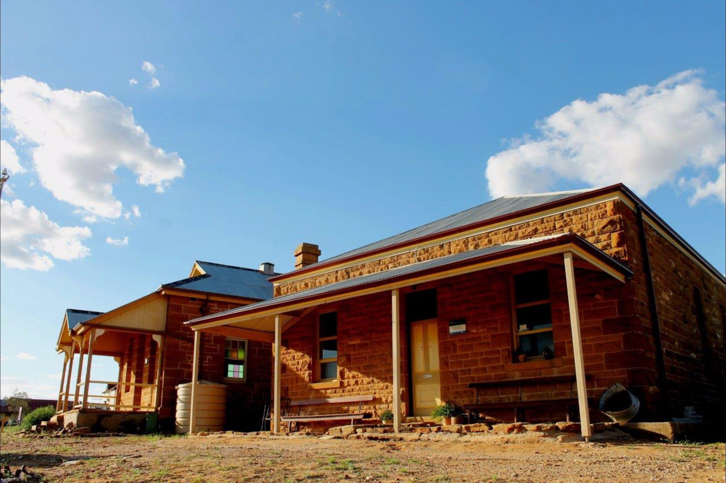 Milparinka Heritage Precinct/Milparinka Courthouse - Tourism Brisbane