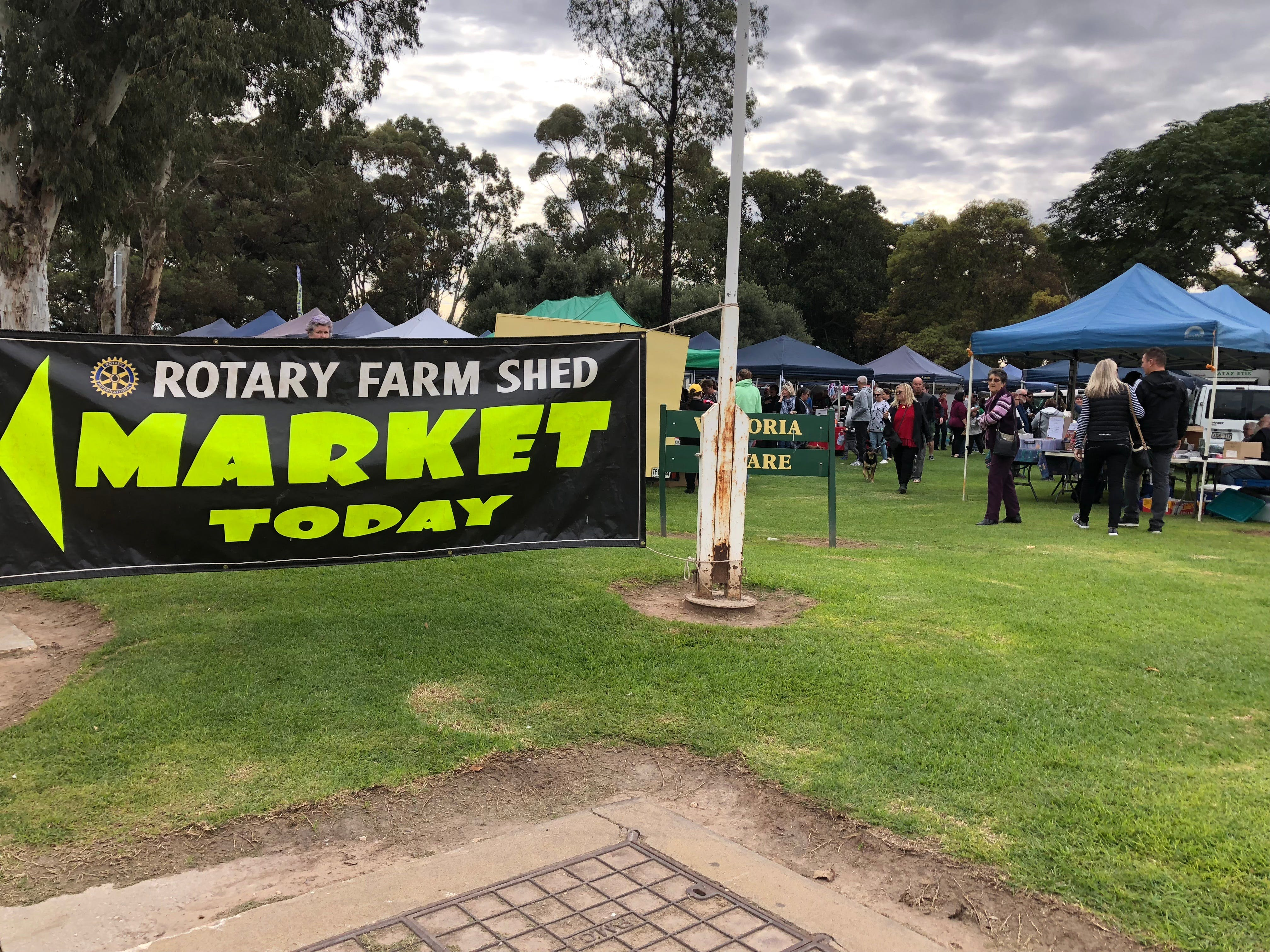The Rotary Markets Kadina - Tourism Brisbane