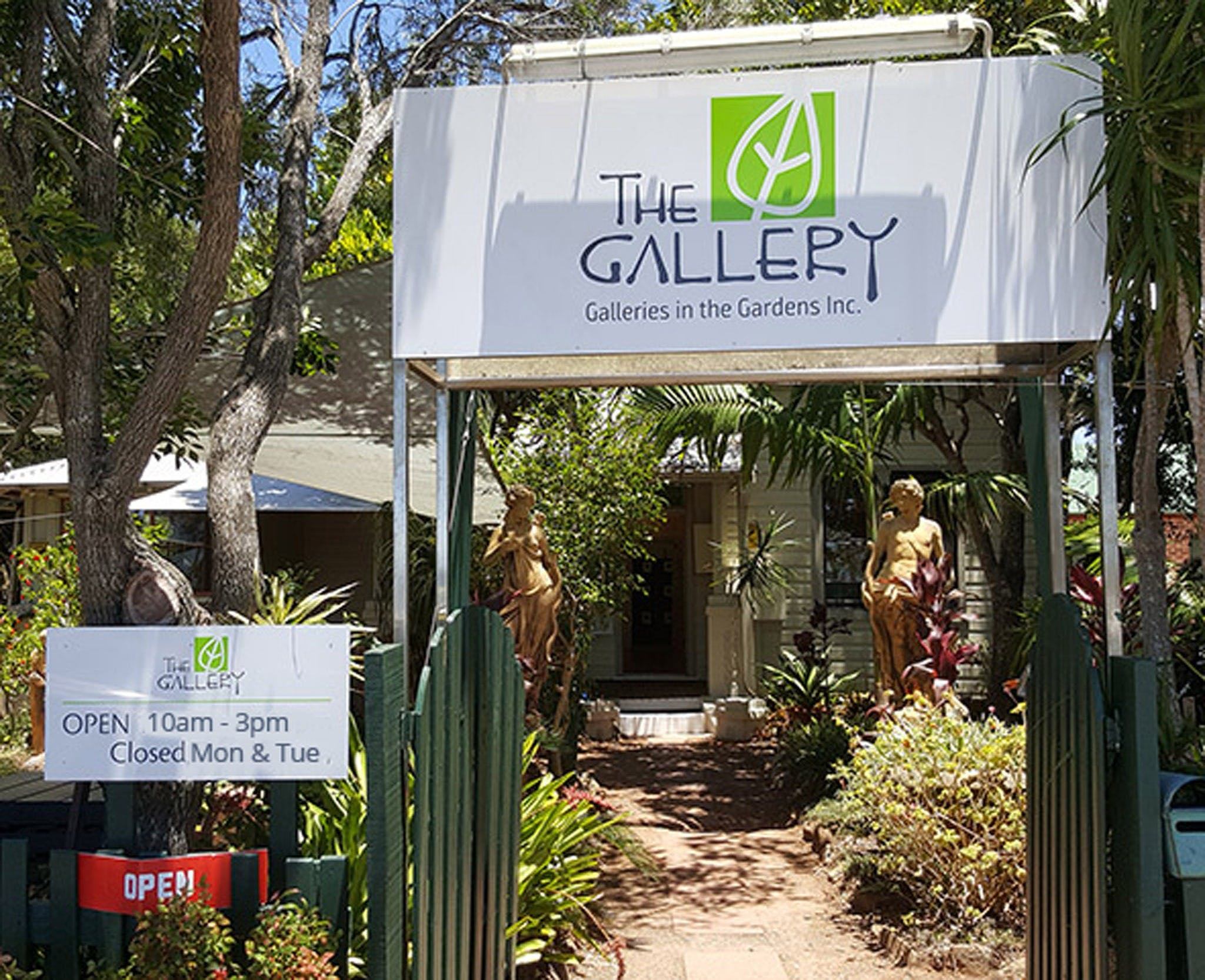 The Gallery - Tourism Brisbane