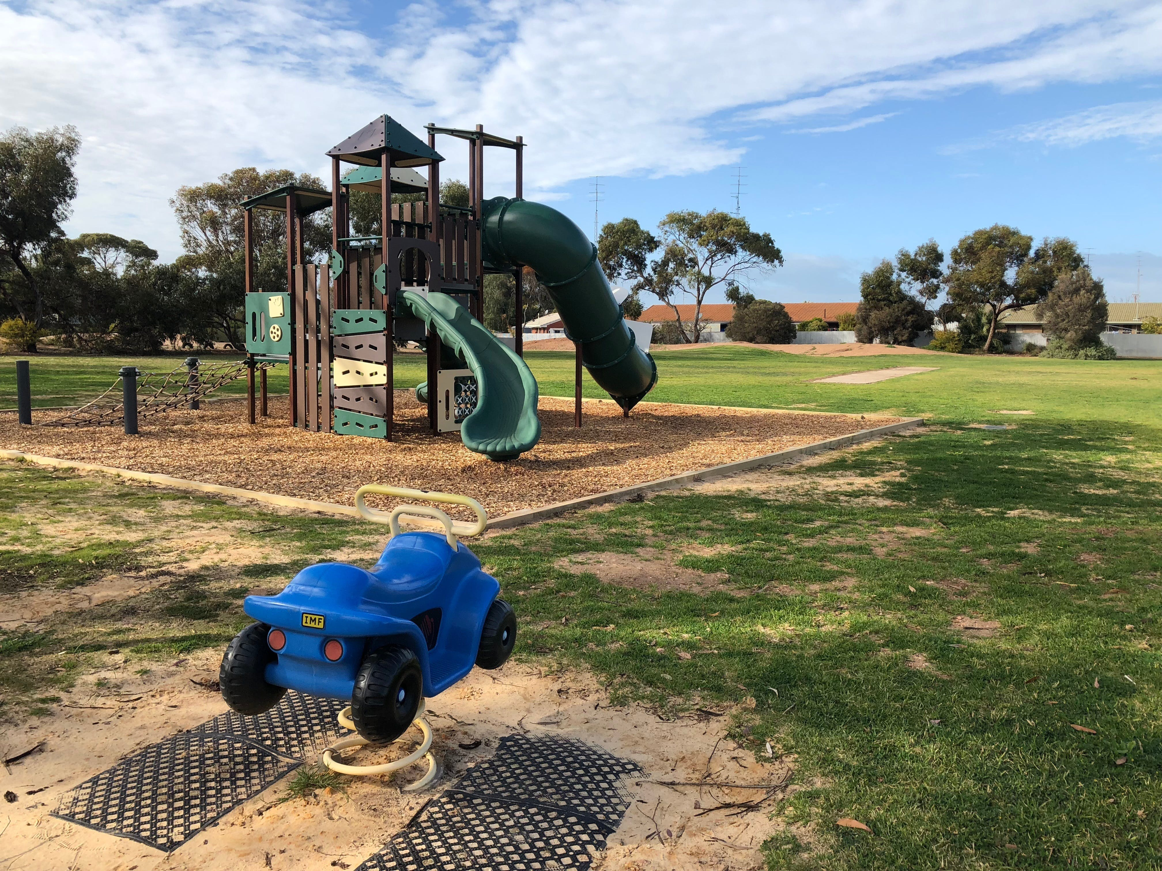 New Town Playground - Tourism Brisbane