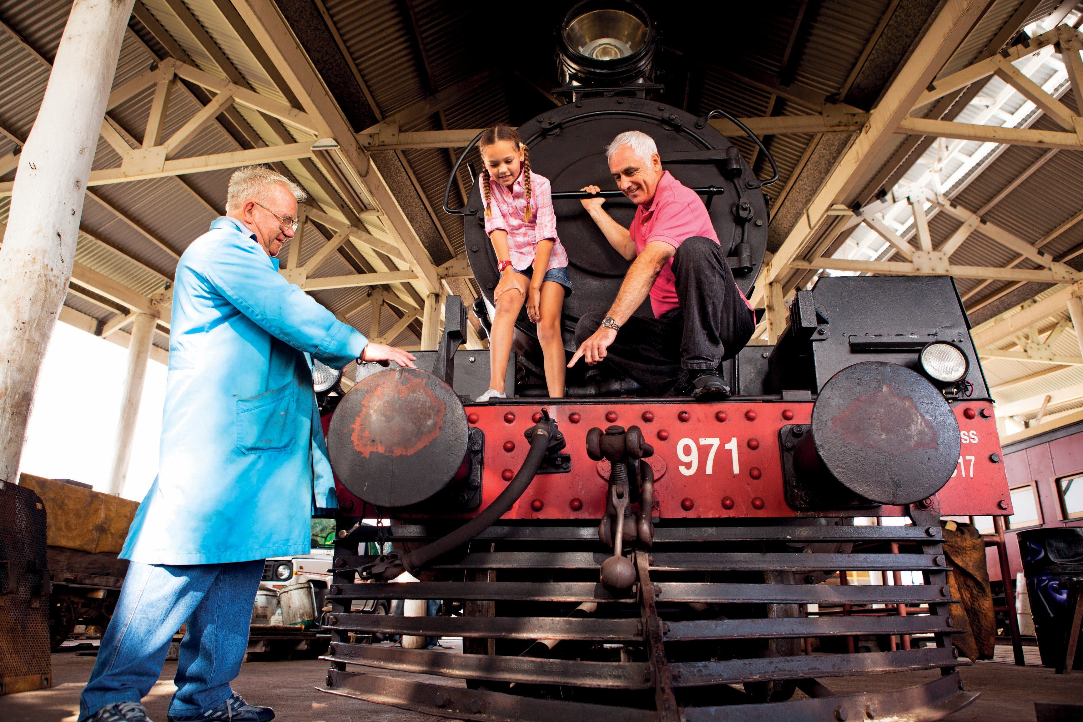 Southern Downs Steam Railway - Tourism Brisbane