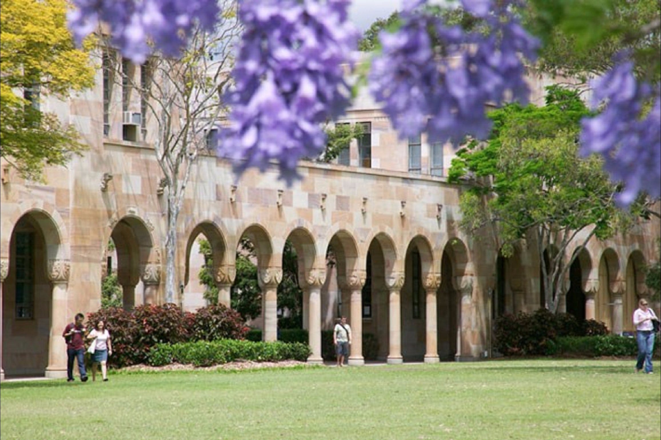 The University of Queensland - Tourism Brisbane