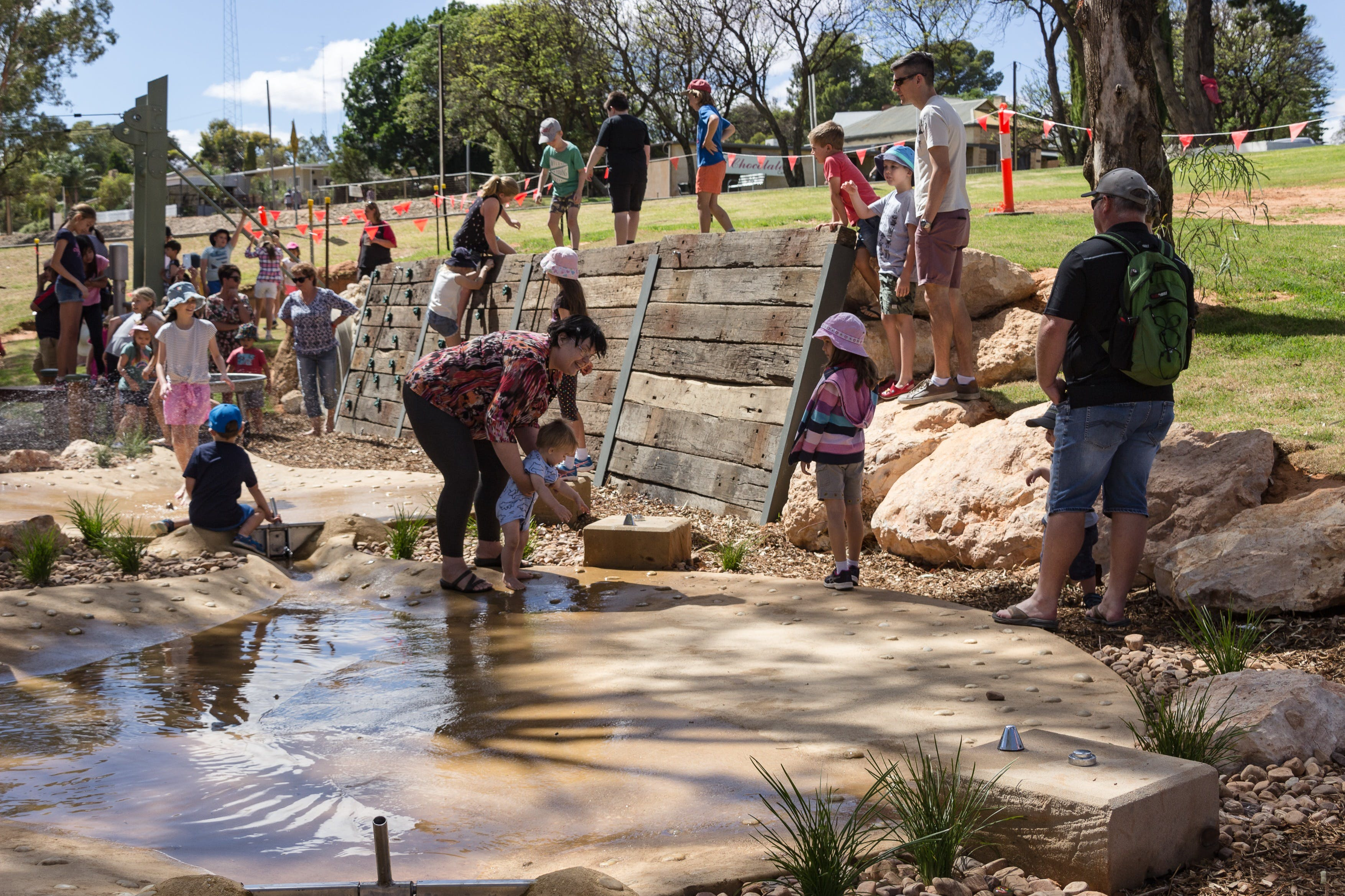 Waikerie Water and Nature Play Park - Tourism Brisbane