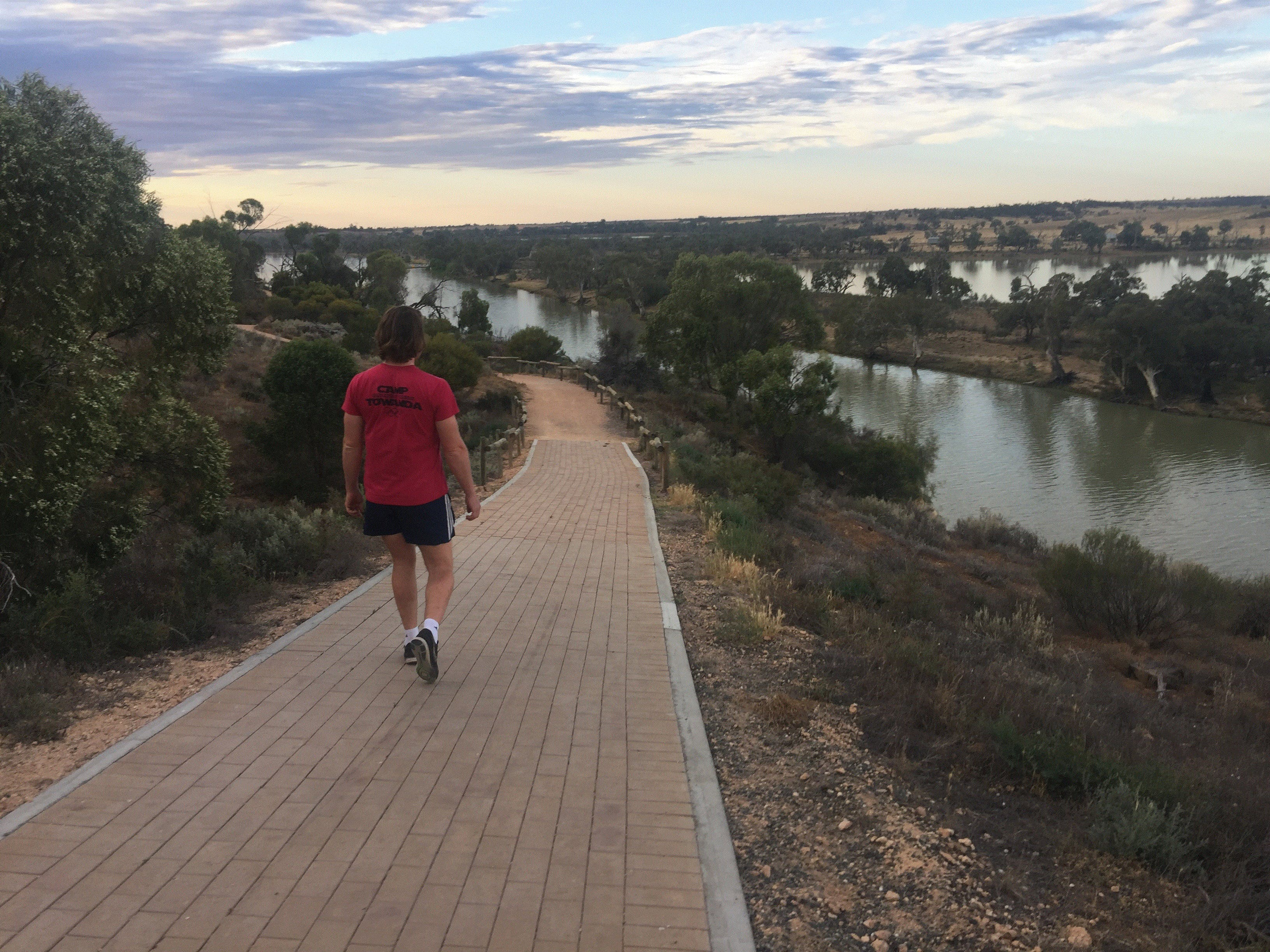 Waikerie Rotary Cliff Top Walk - Tourism Brisbane