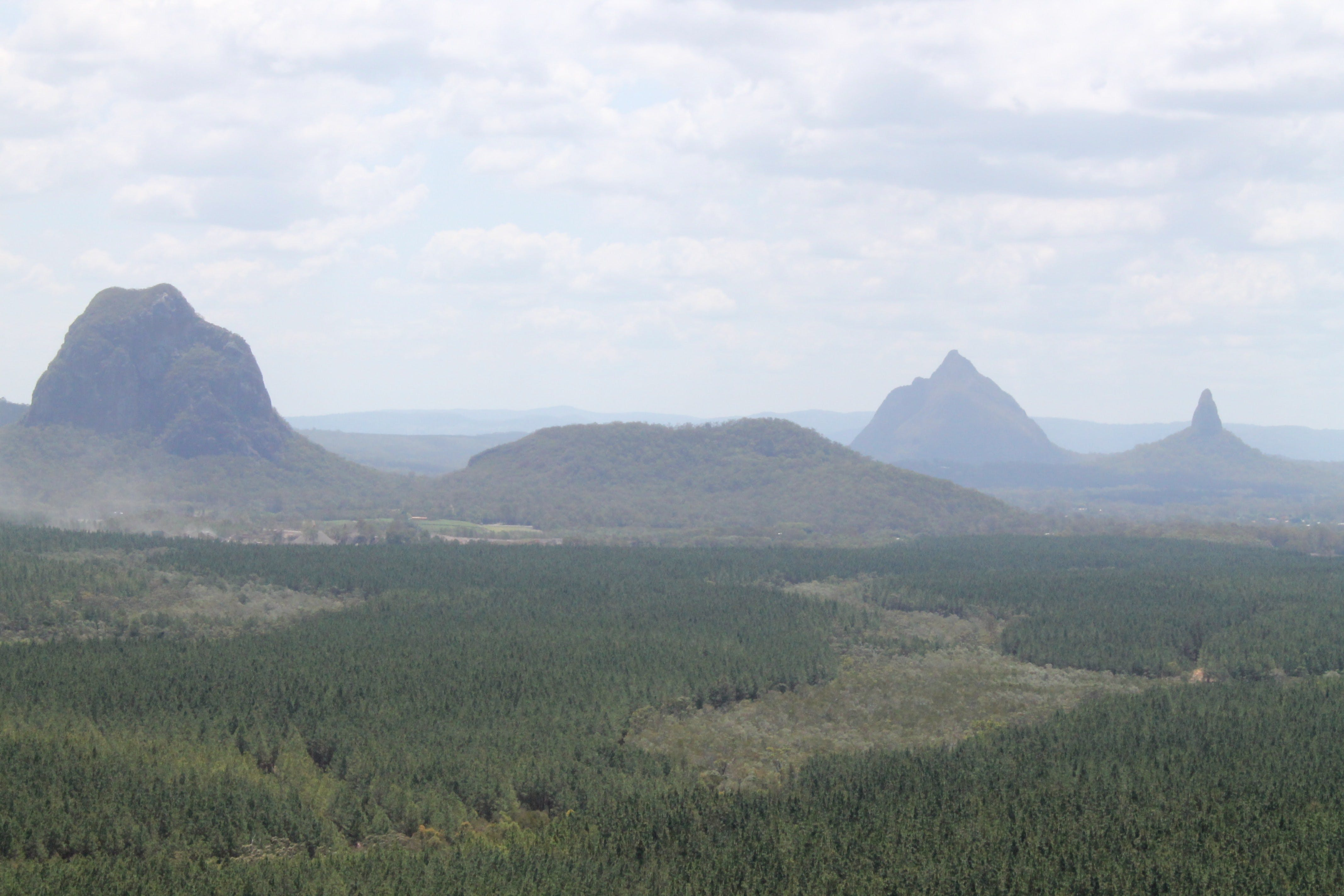 Wild Horse Mountain Lookout - Tourism Brisbane