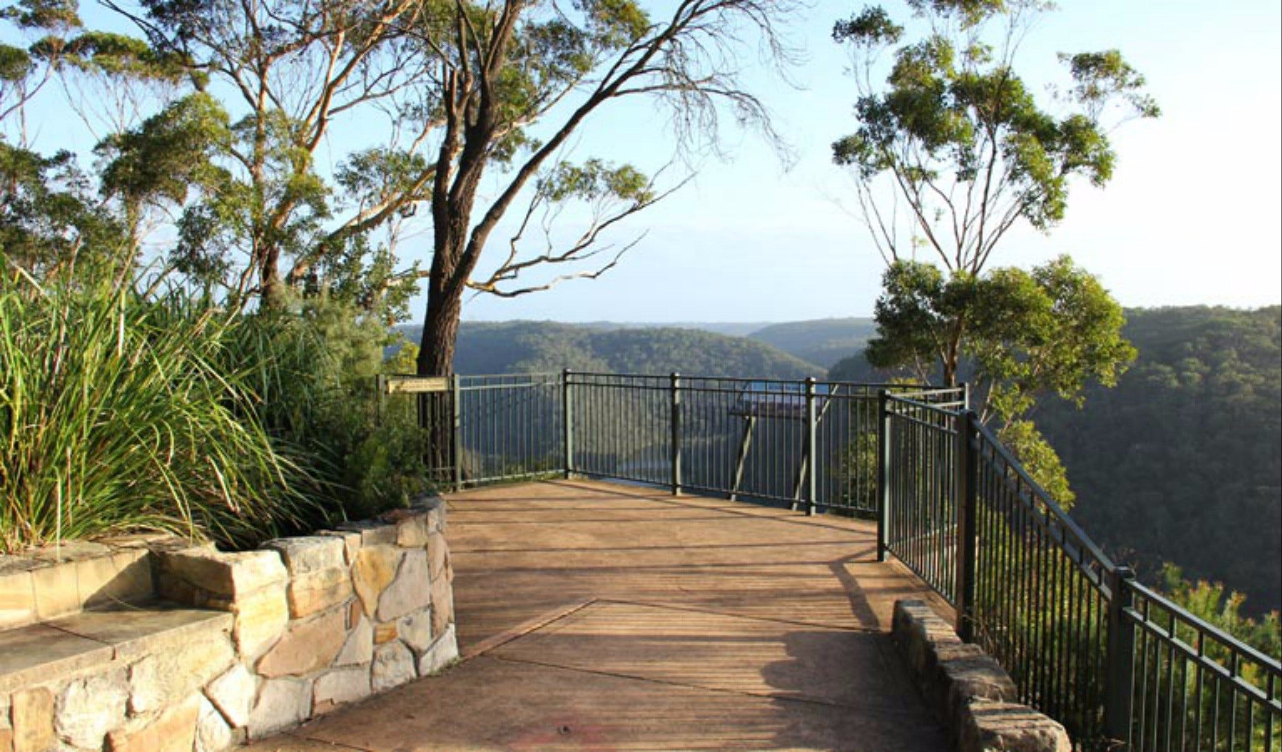 Barnetts lookout - Tourism Brisbane