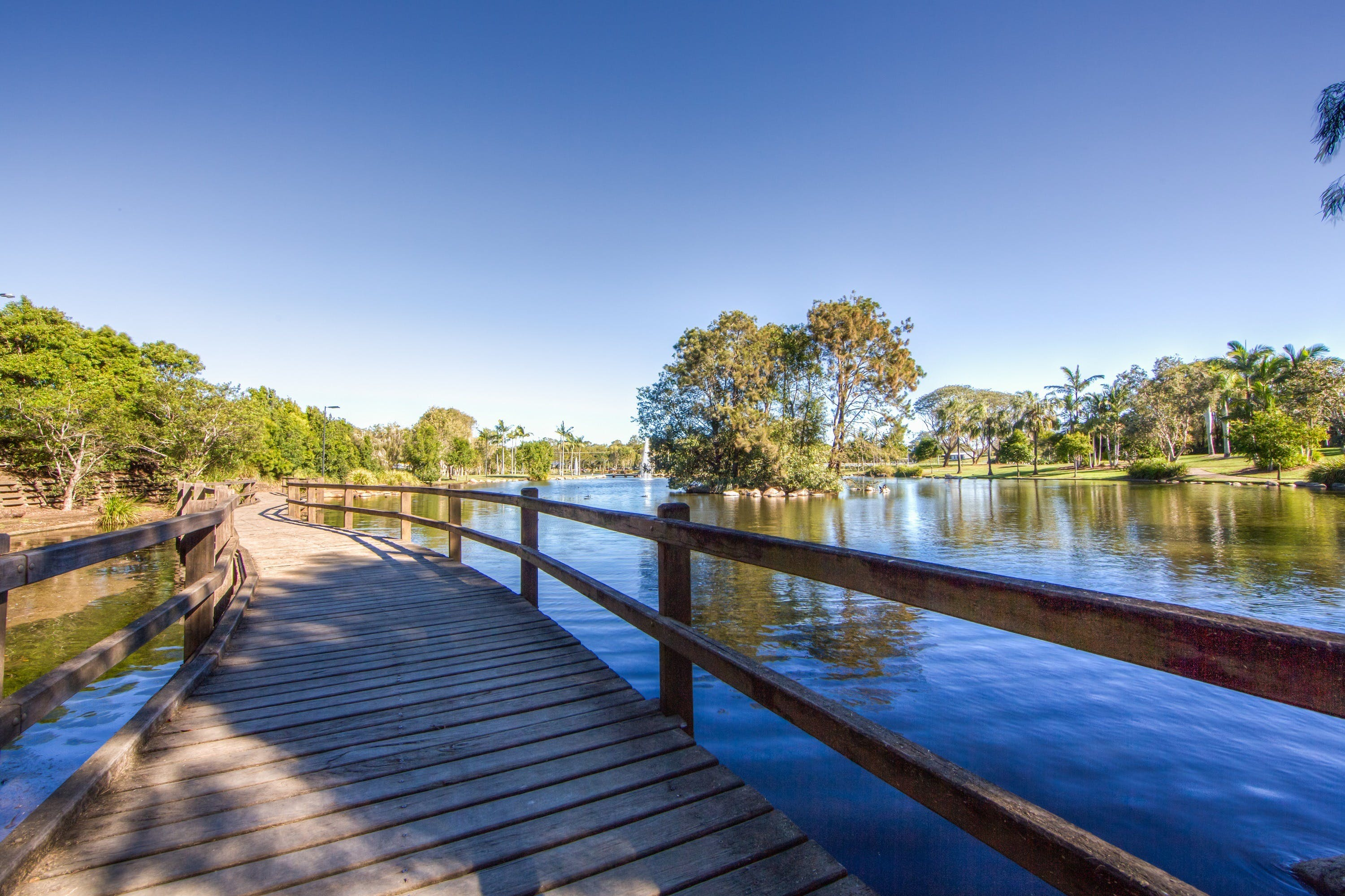 Centenary Lakes Park - Tourism Brisbane